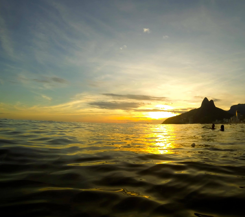Ipanema Beach & Sugarloaf Mountain