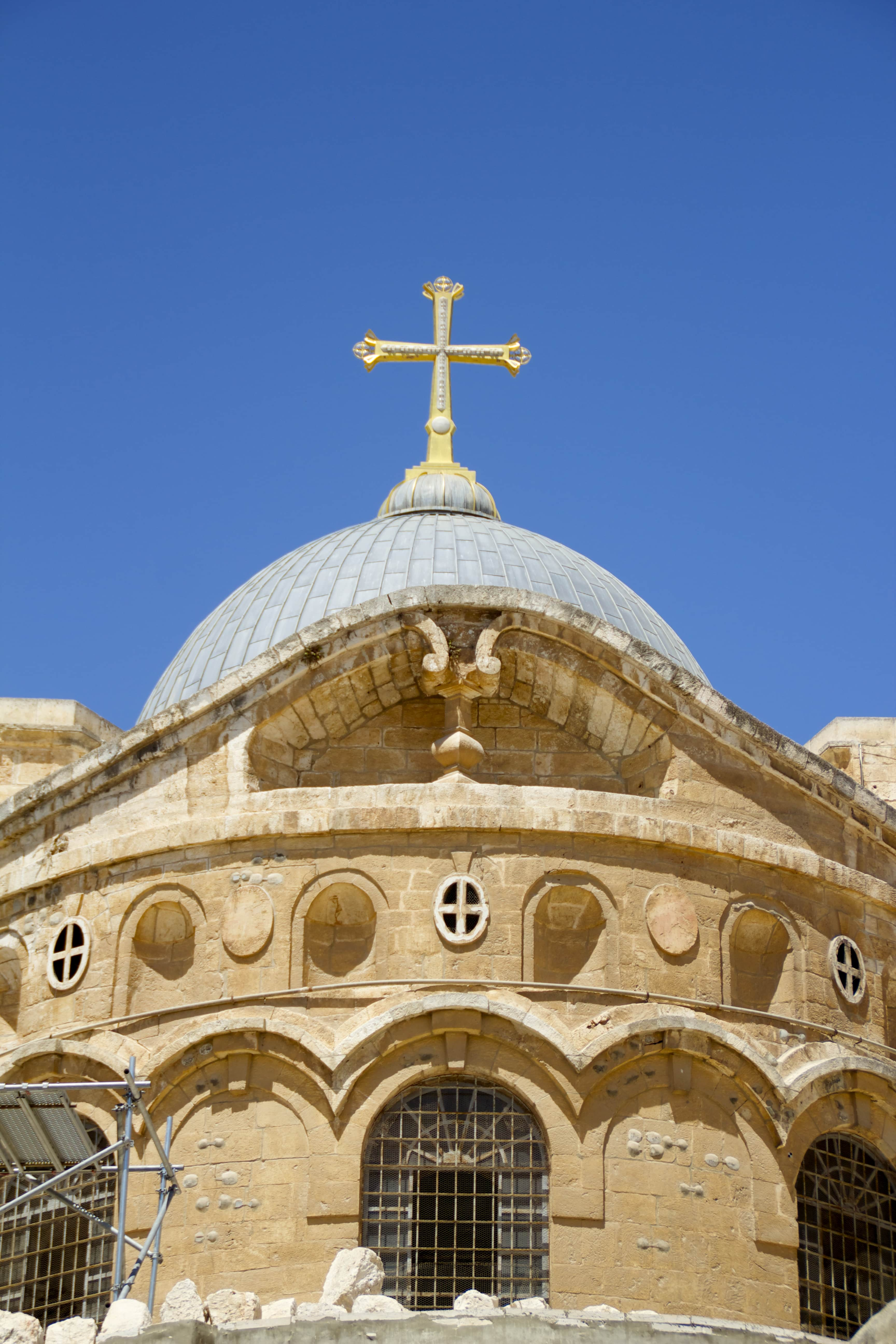 Via Dolorosa & Church of the Holy Sepulchre