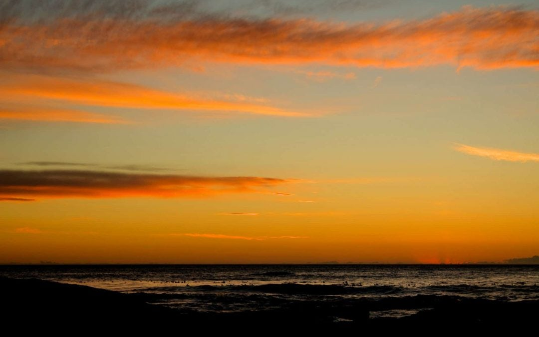 Cape Town: Sunset at Camps Bay