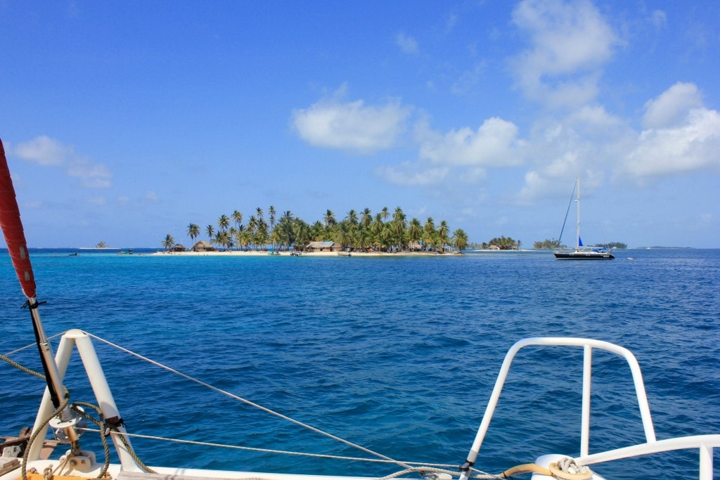 Easily accessible via boat, sail for five days from Panama to Colombia via the San Blas Islands! The catamaran experience is bound to be a highlight of your trip!