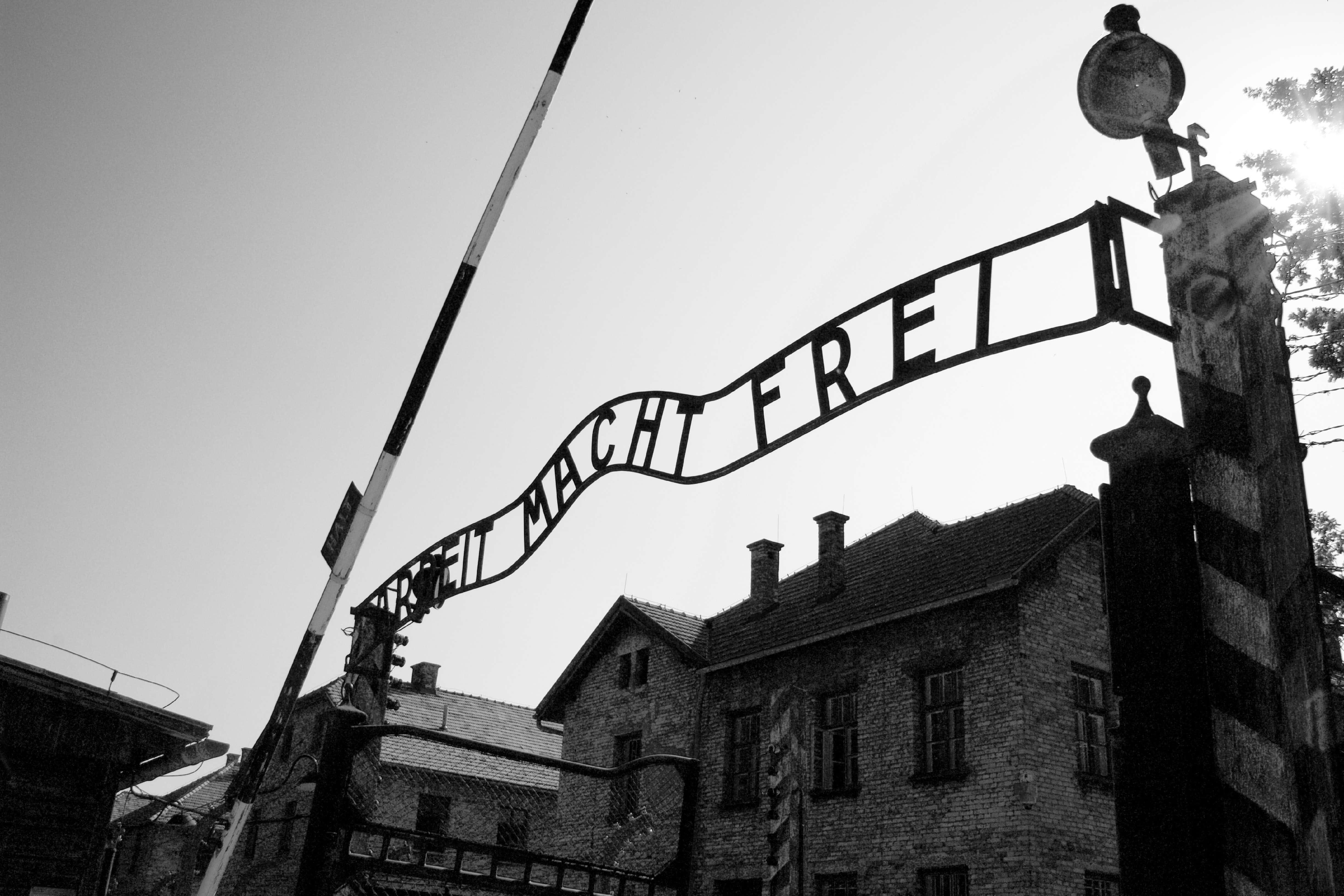 Upon Entering Auschwitz-Birkenau    – The Five Foot Traveler