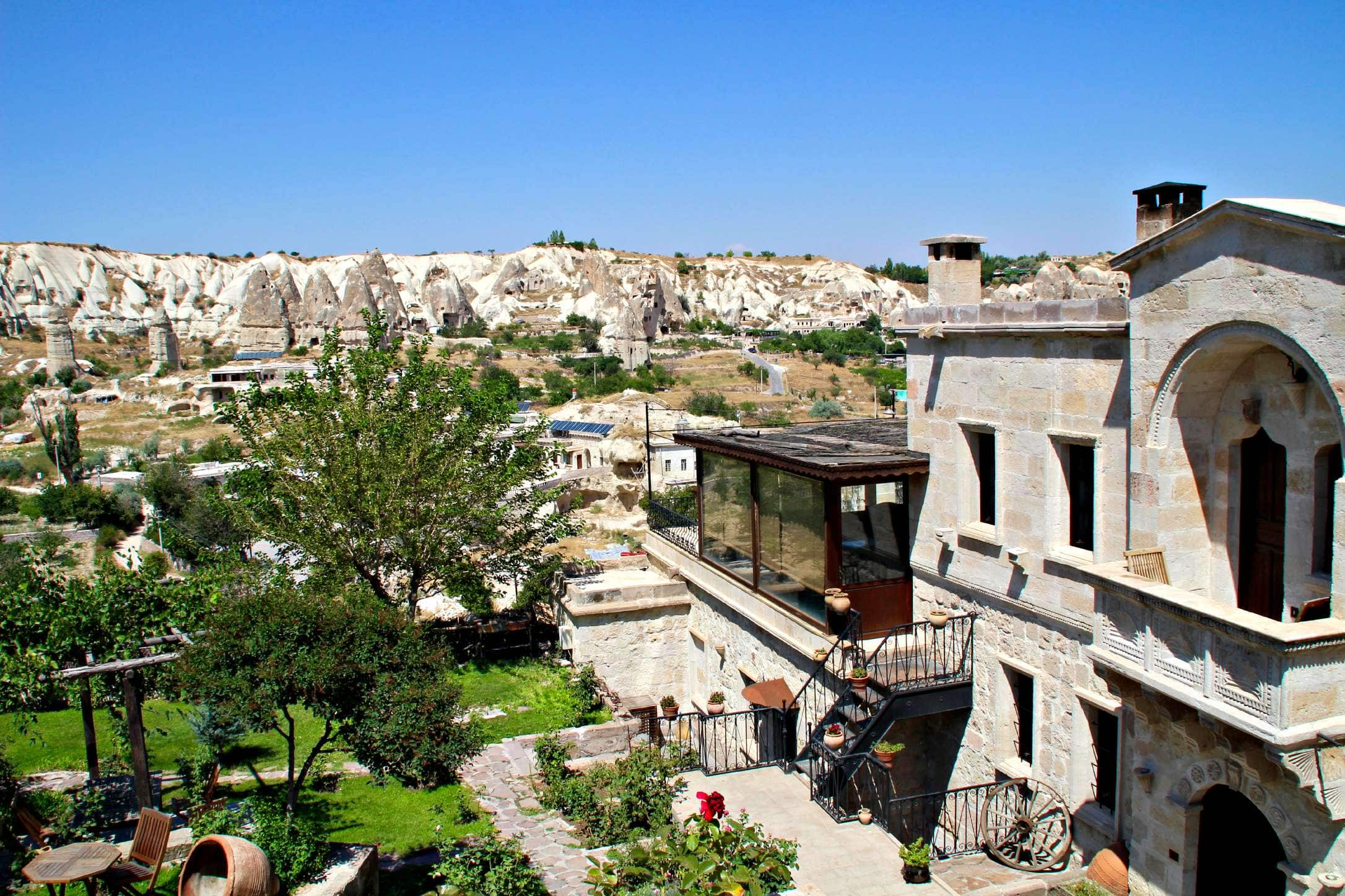Kelebek Special Cave Hotel: Sleep in a Cave with Class in Cappadocia