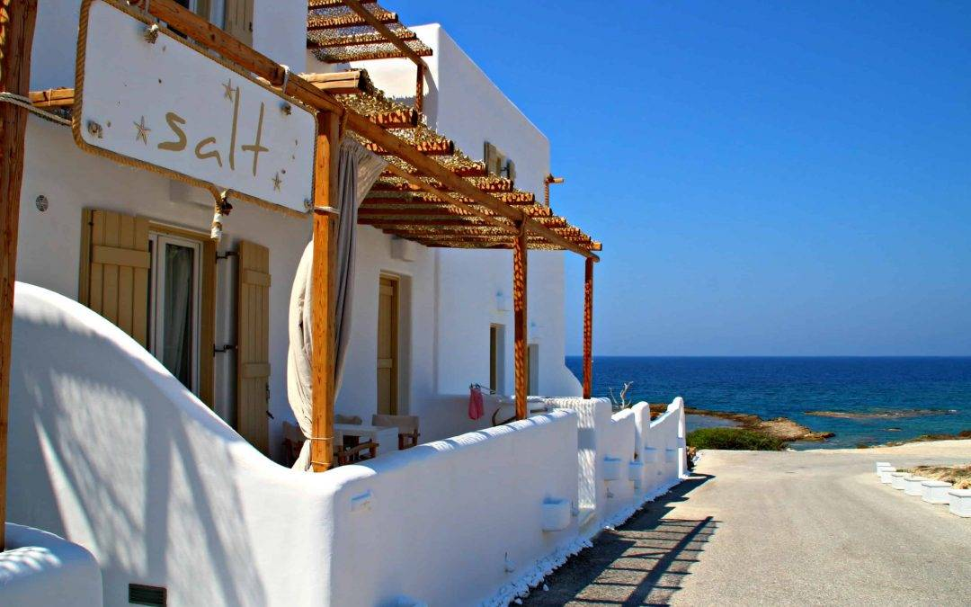 Salt Suites & Executive Rooms Review (Milos)