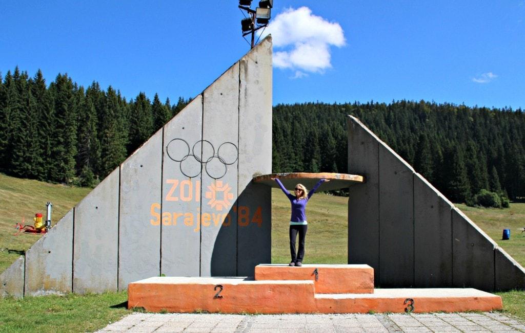 sarajevo '84 olympics