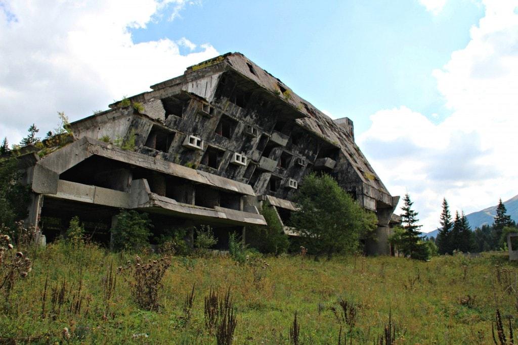 sarajevo hotel igman