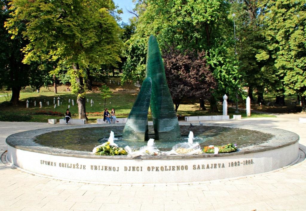 sarajevo memorial