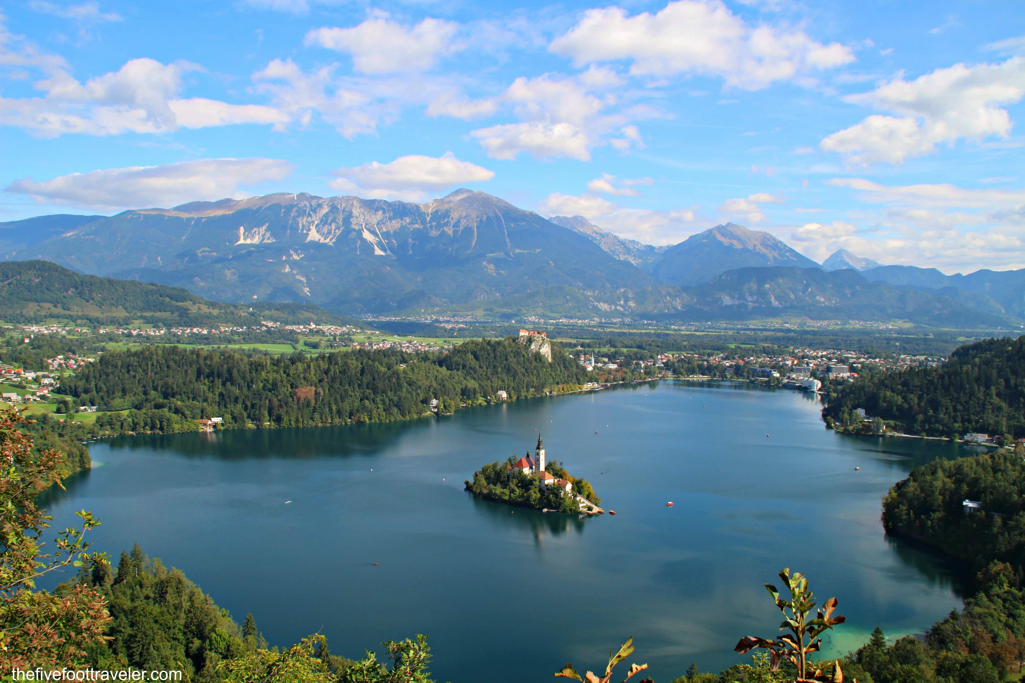 The Ultimate Road Trip: Slovenia
