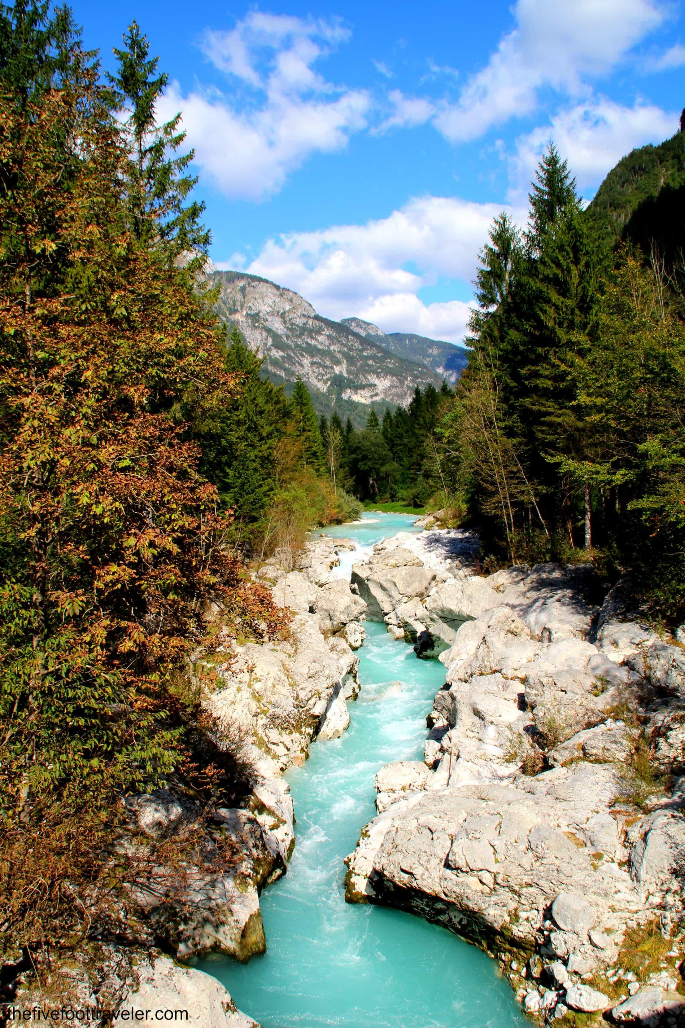 Driving the Vršič Pass