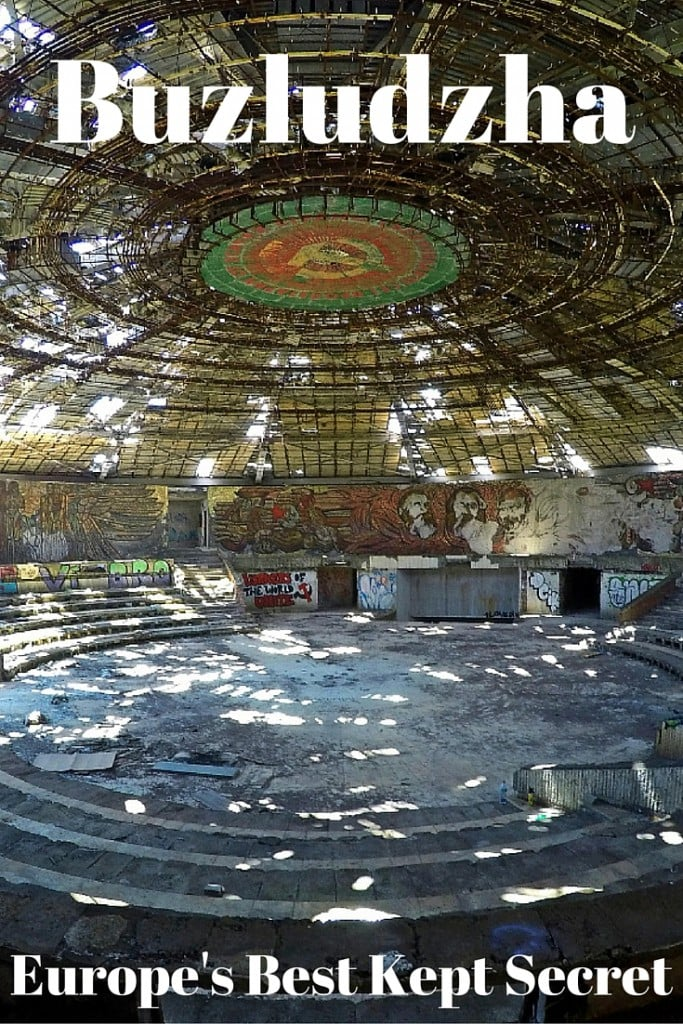 "Never Forget Your Past. ""Break in"" to Buzludzha to learn the history behind one of Europe's most undiscovered and under-appreciated sites. This is Europe's Best Kept Secret."