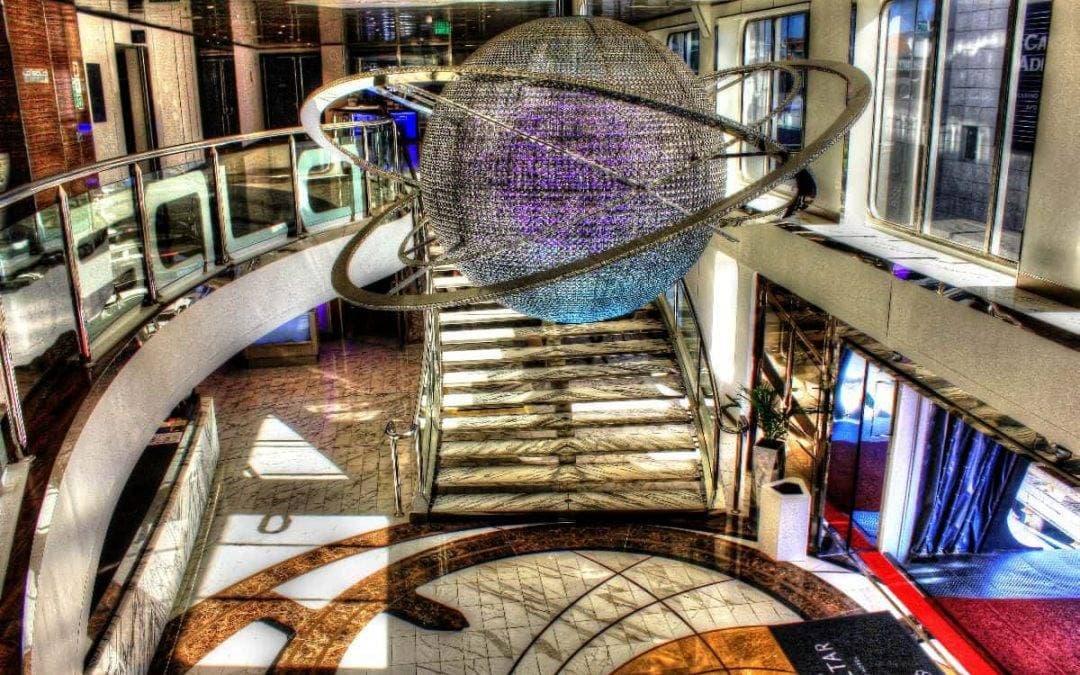 Sunborn Super Yacht Hotel Review (Gibraltar)