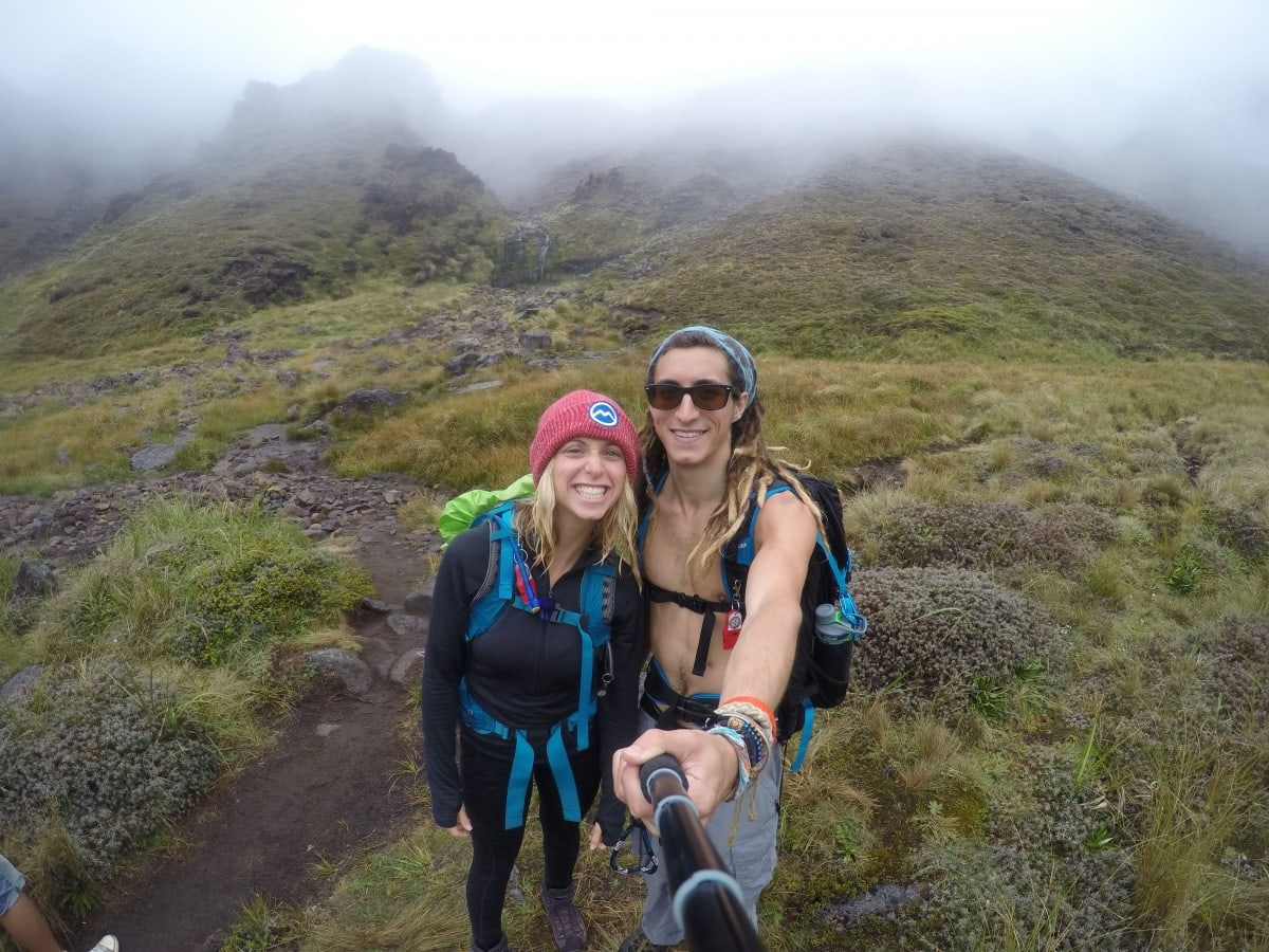 "If you do one hike in New Zealand, let it be the Tongariro Alpine Crossing. Famed for stunning views and ""Mt. Doom,"" Tongariro must not be missed! Read more at www.thefivefoottraveler.com"