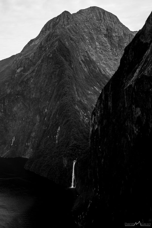 "The magnificent Milford Sound can't be missed while traveling to New Zealand. Why not go ""Over The Top"" and see Milford Sound from a helicopter too? Read more on www.thefivefoottraveler.com"