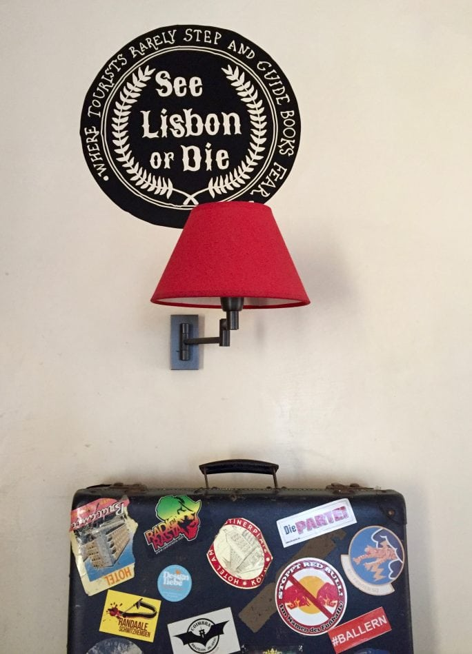 Oasis Backpackers Review (Lisbon)