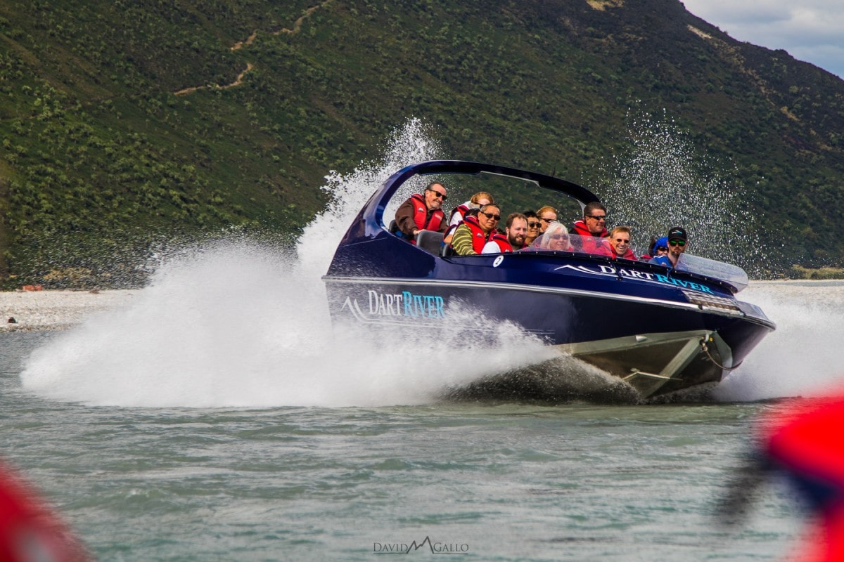 Can you imagine being on a boat so agile that it fully functions with only 4 inches of water? Dart River's Wilderness Jet can do exactly that! Read more at www.thefivefoottraveler.com