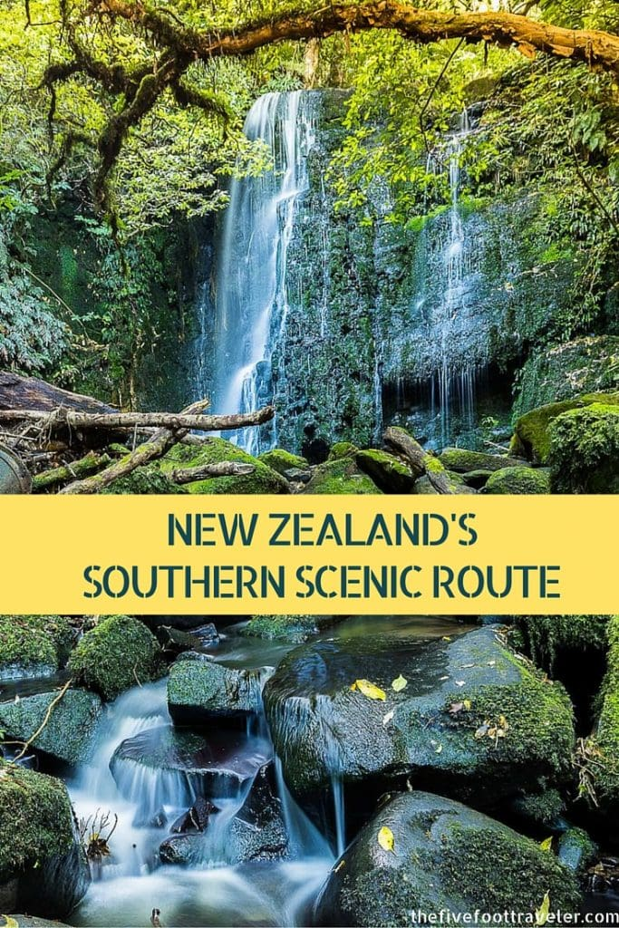 Finishing up our New Zealand road trip, we decided to drive the Southern Scenic Route from Te Anau to Oamaru, and onwards to Christchurch. Read more at www.thefivefoottraveler.com