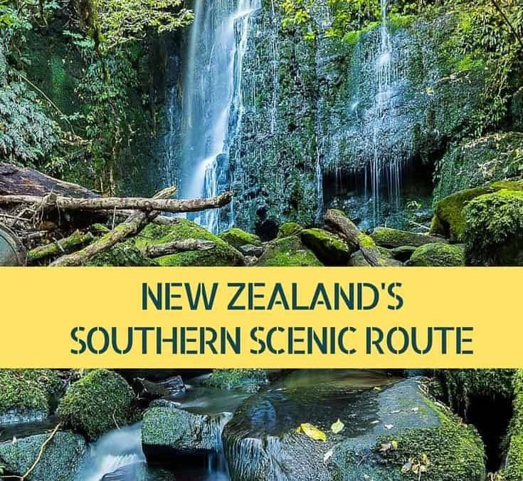 New Zealand's Southern Scenic Route