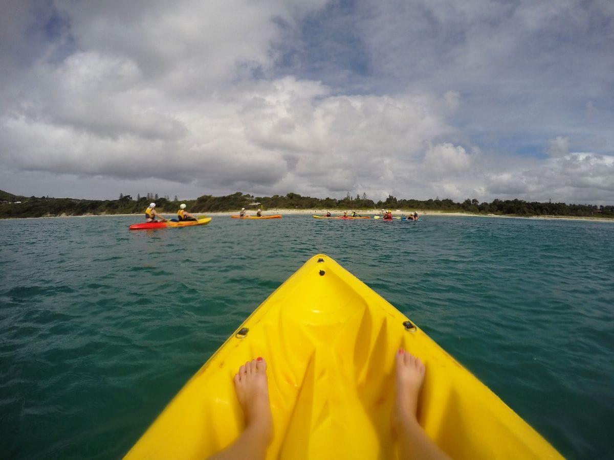 Go Sea Kayaks Review (Byron Bay)