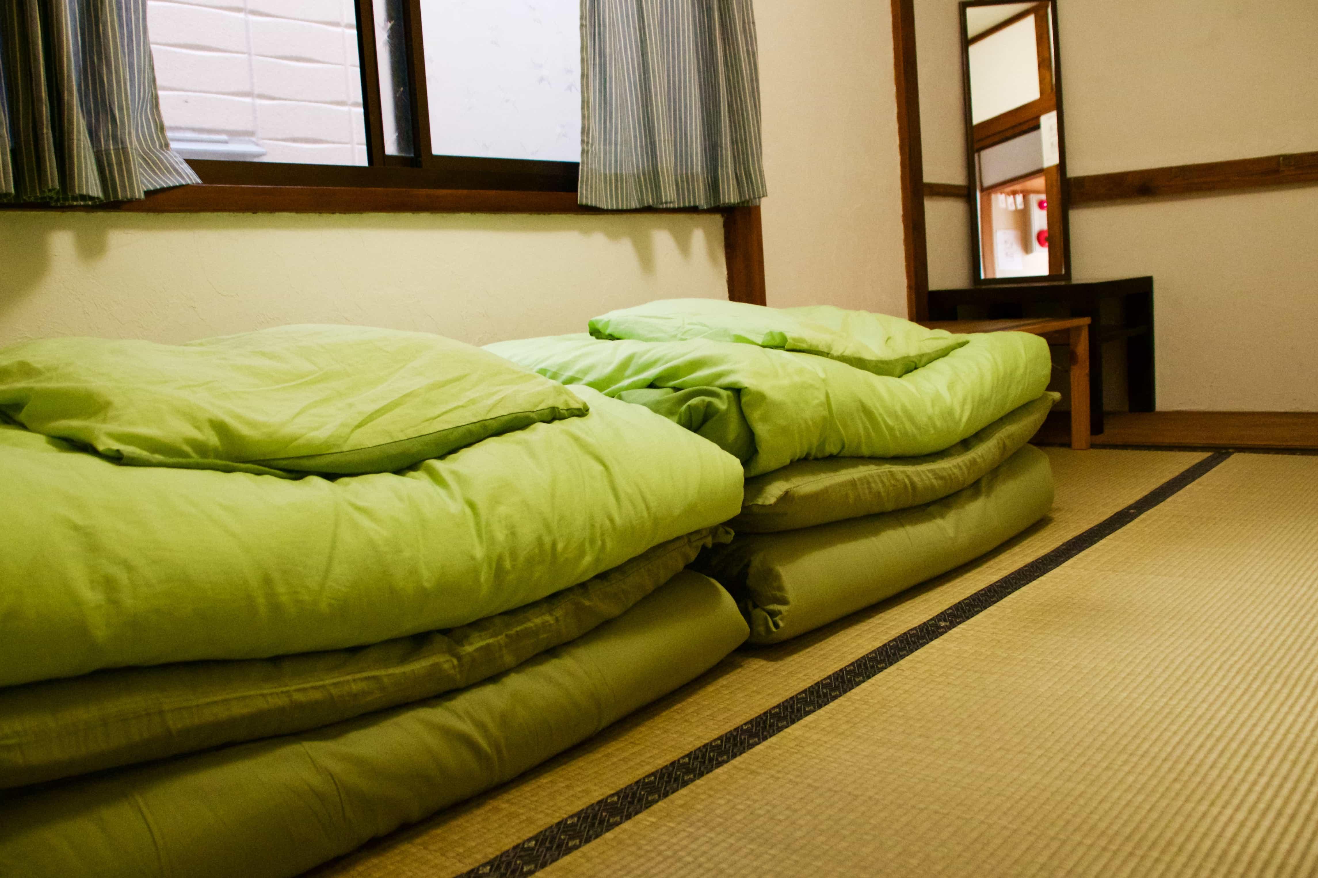 Guesthouse Morizou Review (Osaka)