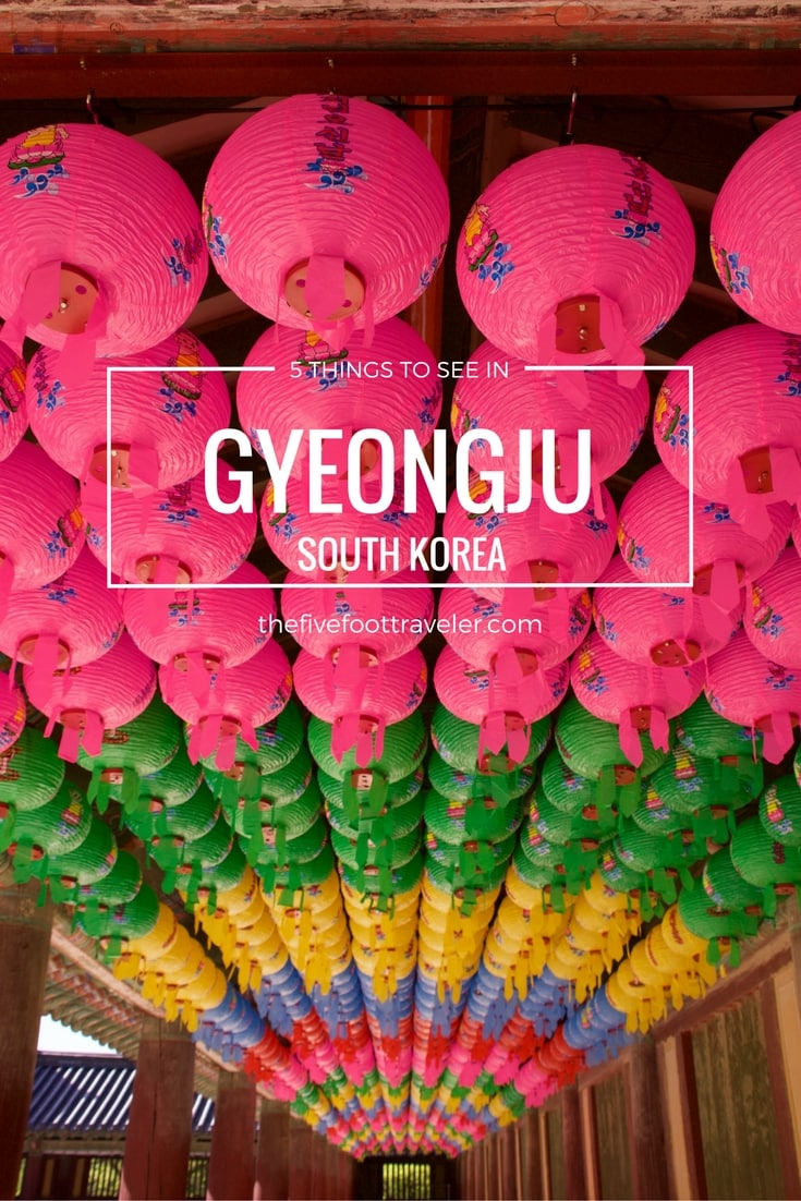 Looking for a city with something ancient around every turn? UNESCO World Heritage Sites? Korea's most historic city, Gyeongju, will not disappoint! Read more at www.thefivefoottraveler.com