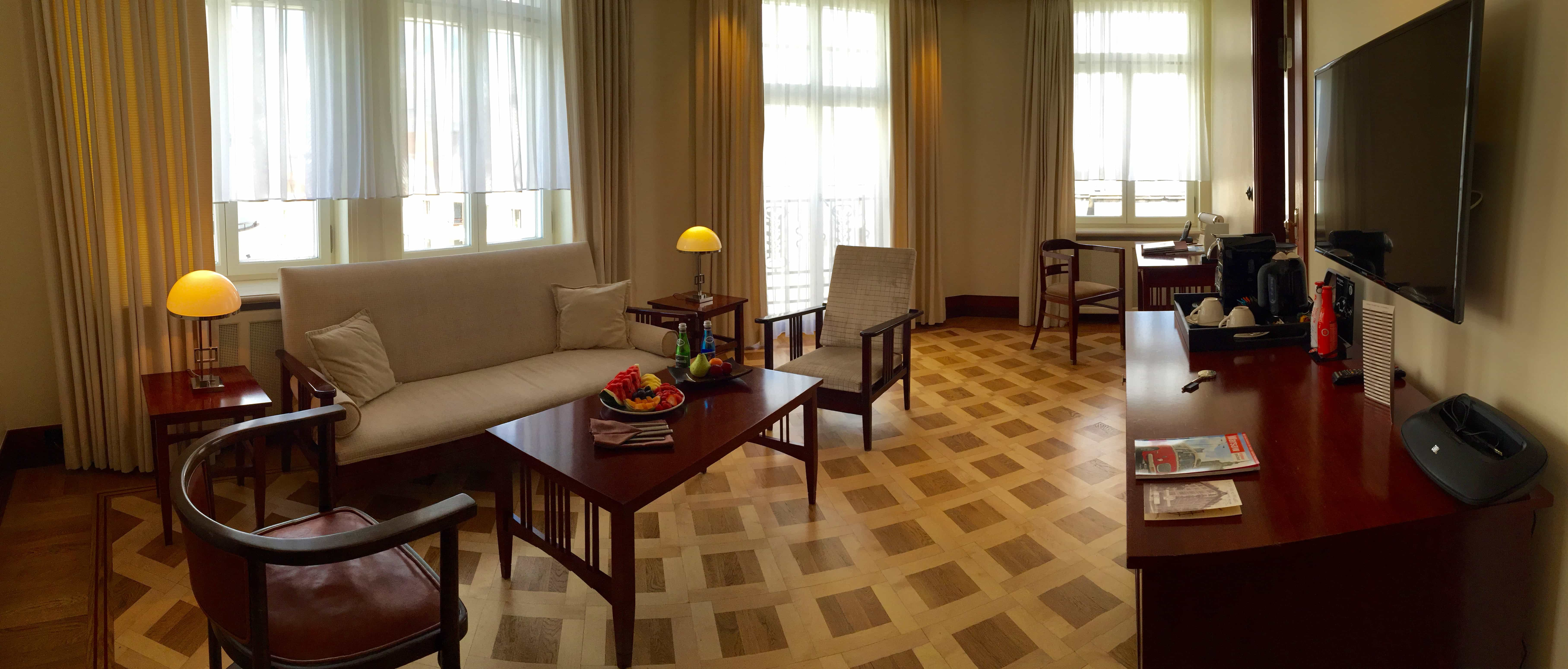 If you're looking for a beautiful, spacious hotel in Warsaw that serves the best breakfast in Poland, look no further than Hotel Rialto. Read more at www.thefivefoottraveler.com