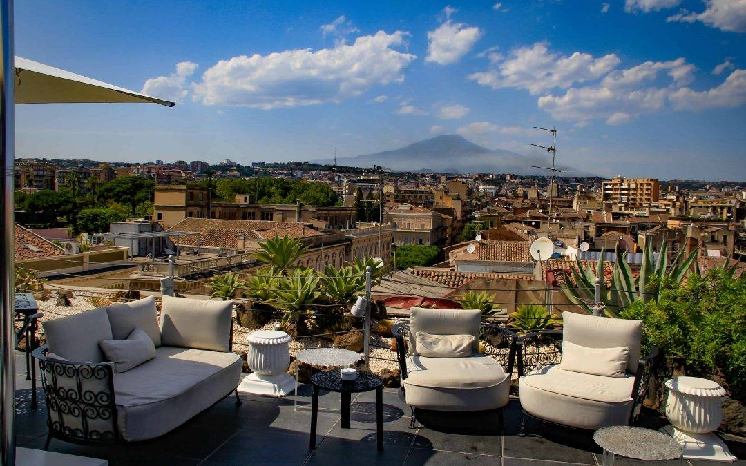 Una Hotel Palace Review (Catania)