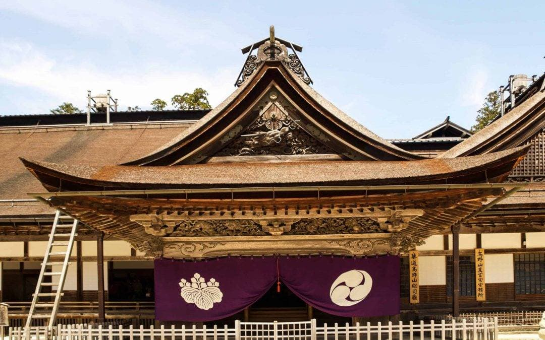 5 Things You Must See In Koyasan, Japan