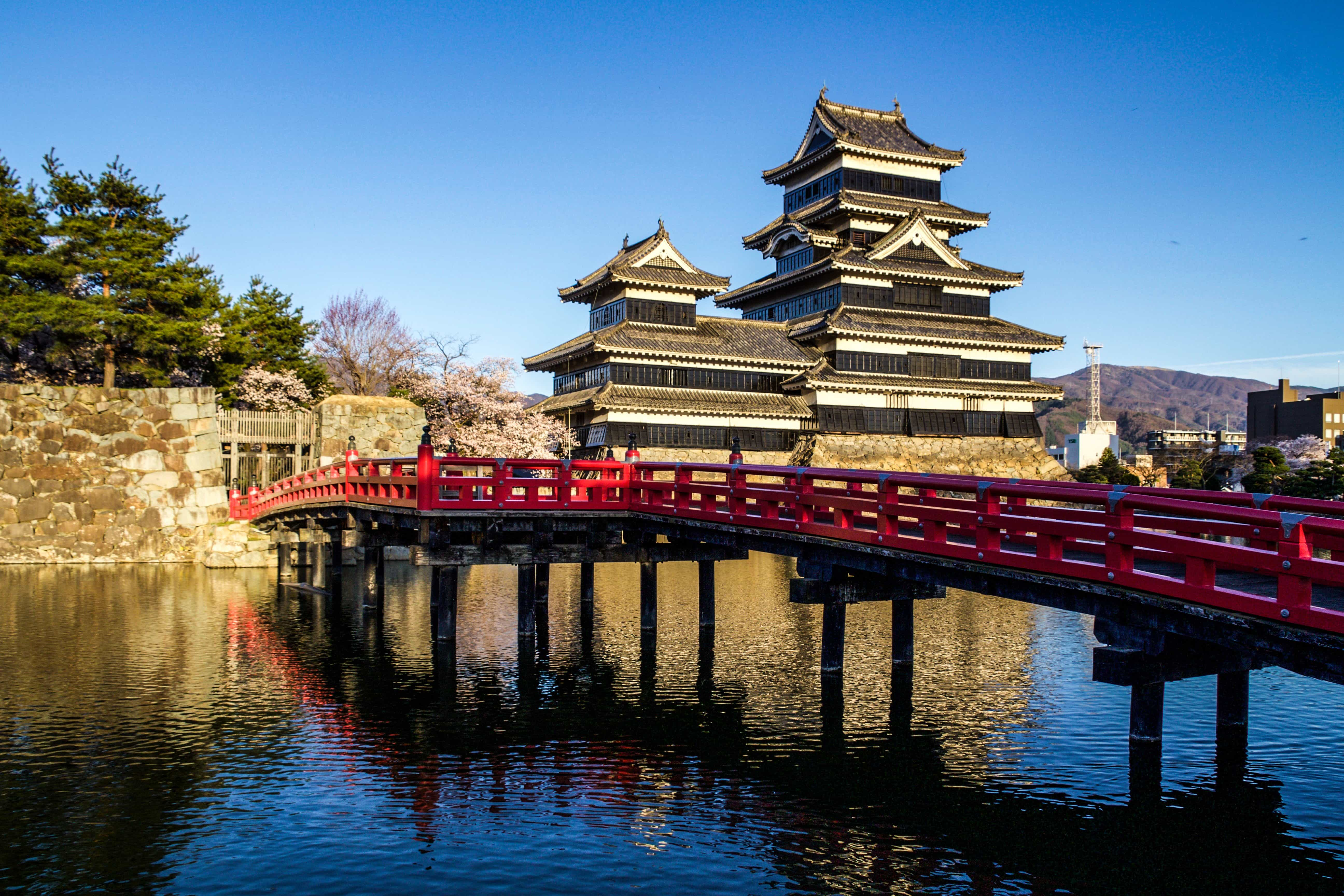 Matsumoto Castle: The Best Place To See Cherry Blossoms In Japan