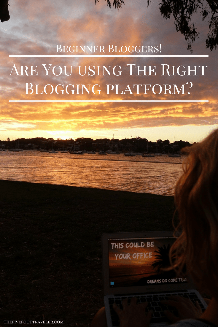 Wordpress is the go-to site for bloggers, but what many don't realize is that, in order to have a secure blog, it needs to be hosted on a separate server... Read more at www.thefivefoottraveler.com