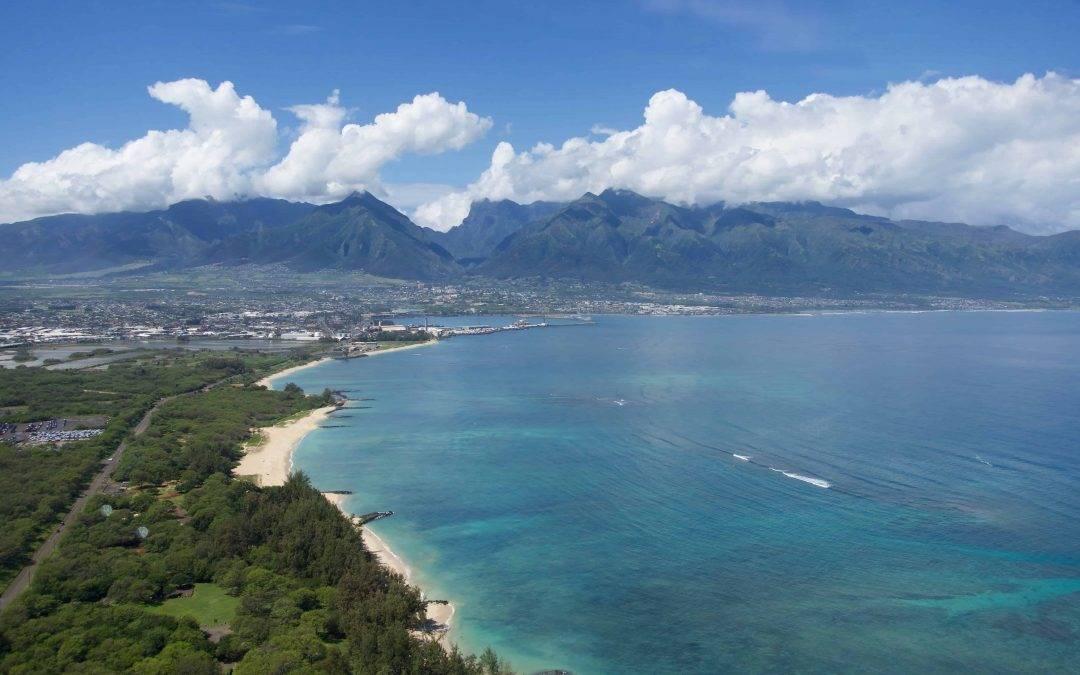 West Maui & Molokai Flight with Air Maui!