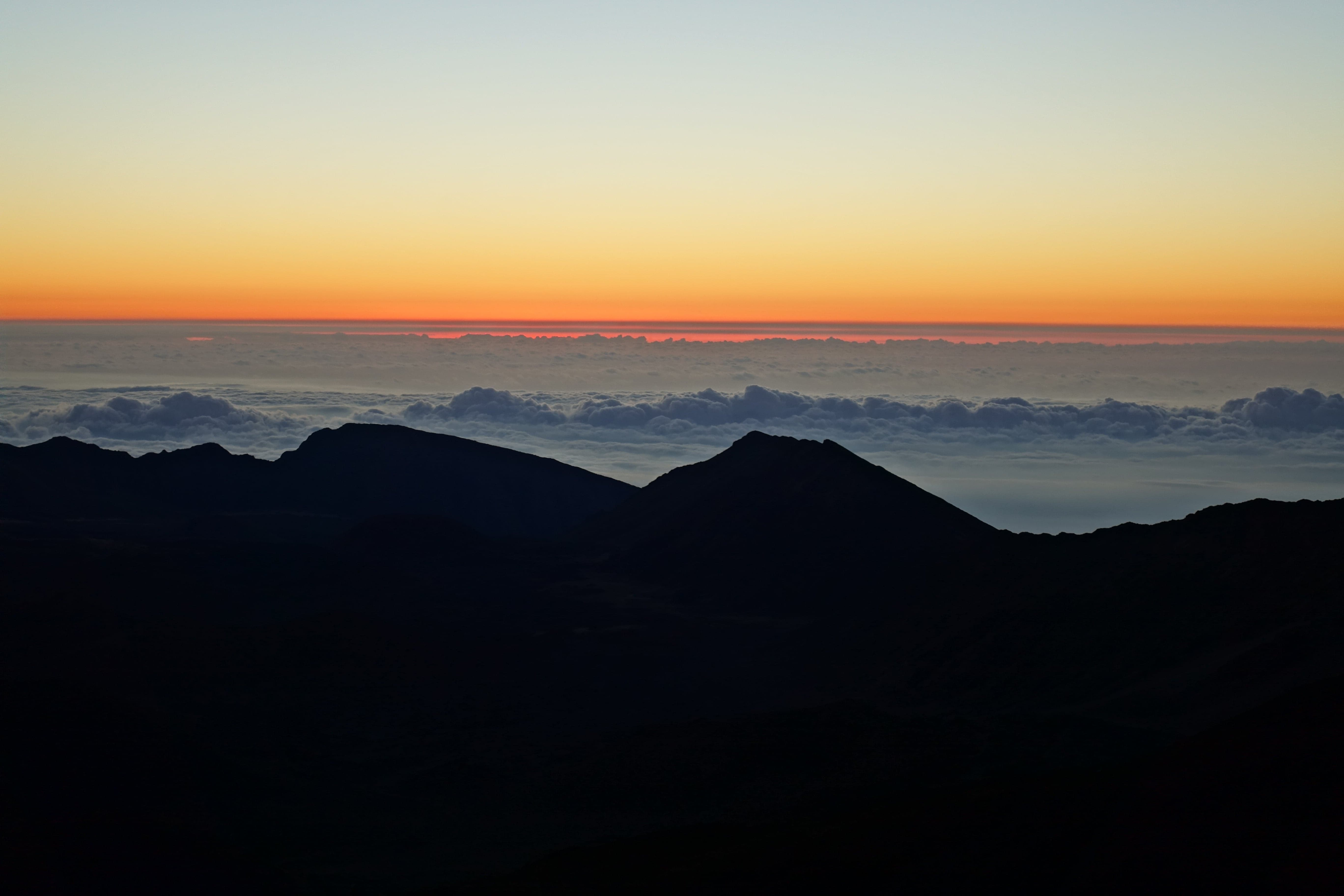 "If you research Maui, you'll see that sunrise at Haleakala is at the top of people's ""must do"" lists -- for good reason! Seriously, DO NOT MISS THIS!! Read more at www.thefivefoottraveler.com"