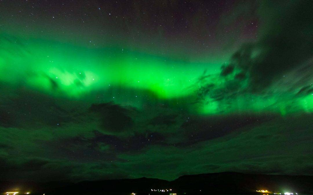 Do you want to see the Northern Lights?