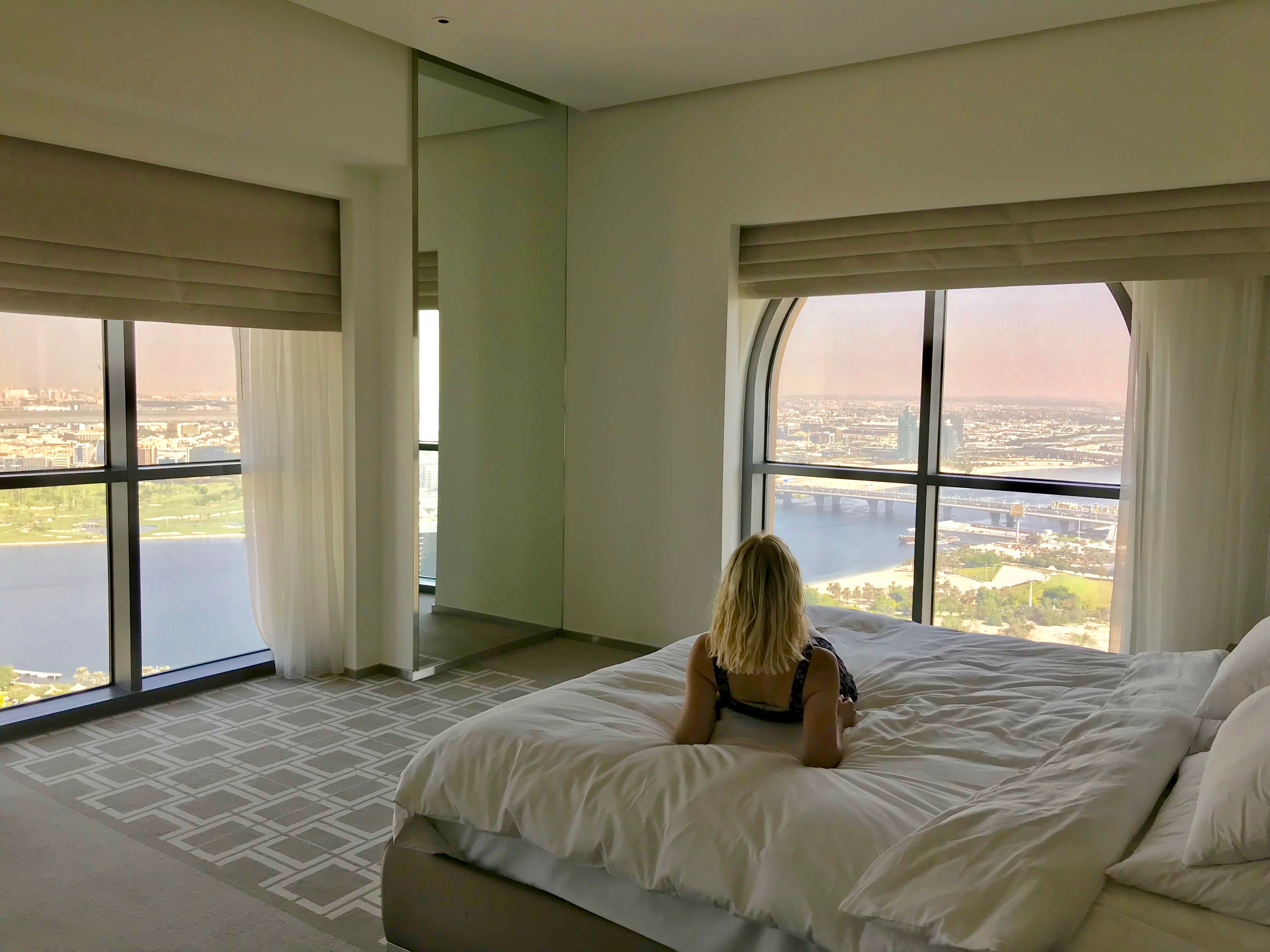 From exceptional serviceto comfortable beds and a chic modern design - the Hyatt Regency Dubai Creek Heights will truly make your stay in Dubai special. Read more at www.thefivefoottraveler.com