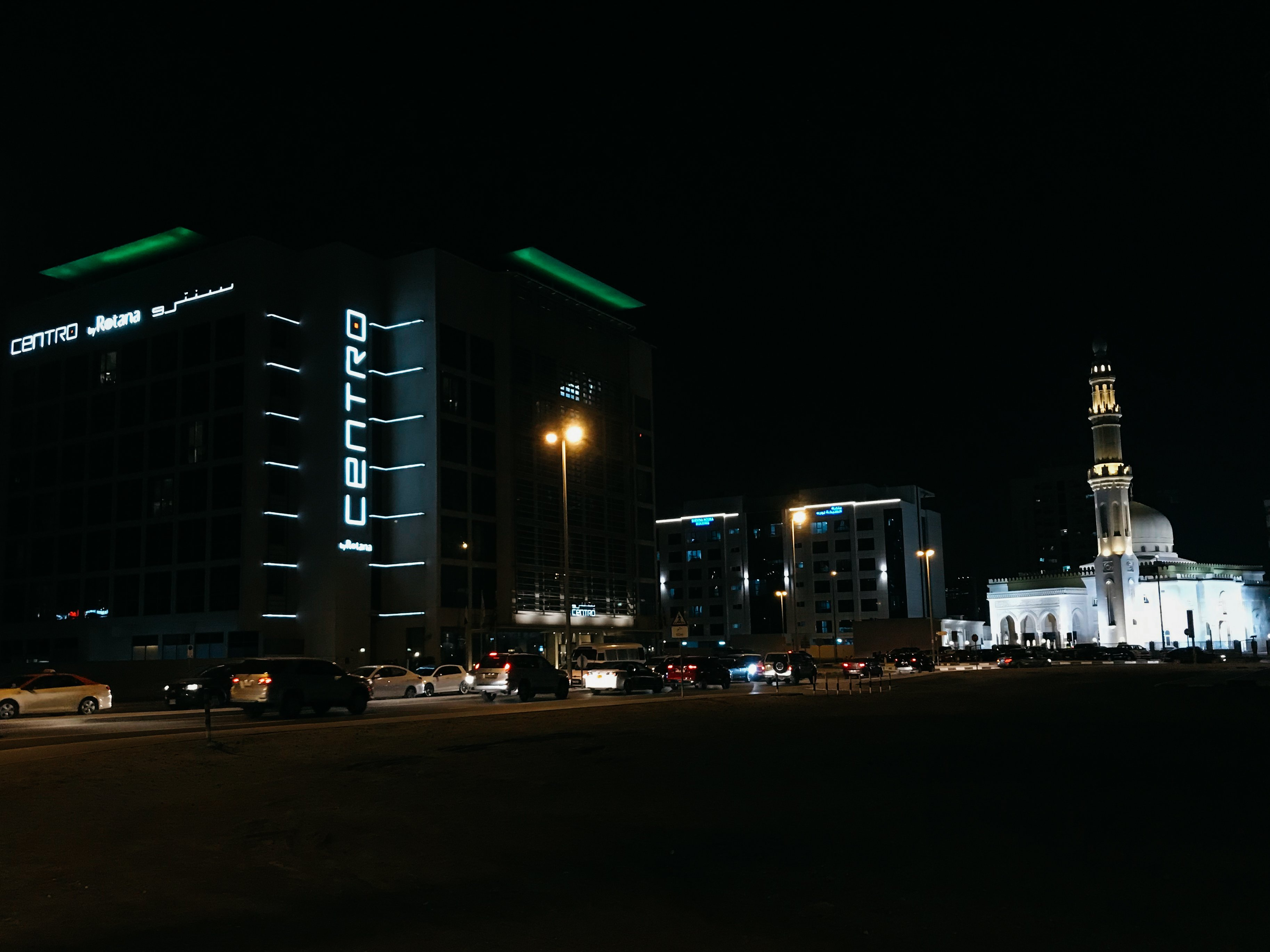Corporate with a bit of luxury is the perfect way to describe Rotana's Centro Barsha. This modern and affordable business hotel was just what we needed. Read more at www.thefivefoottraveler.com