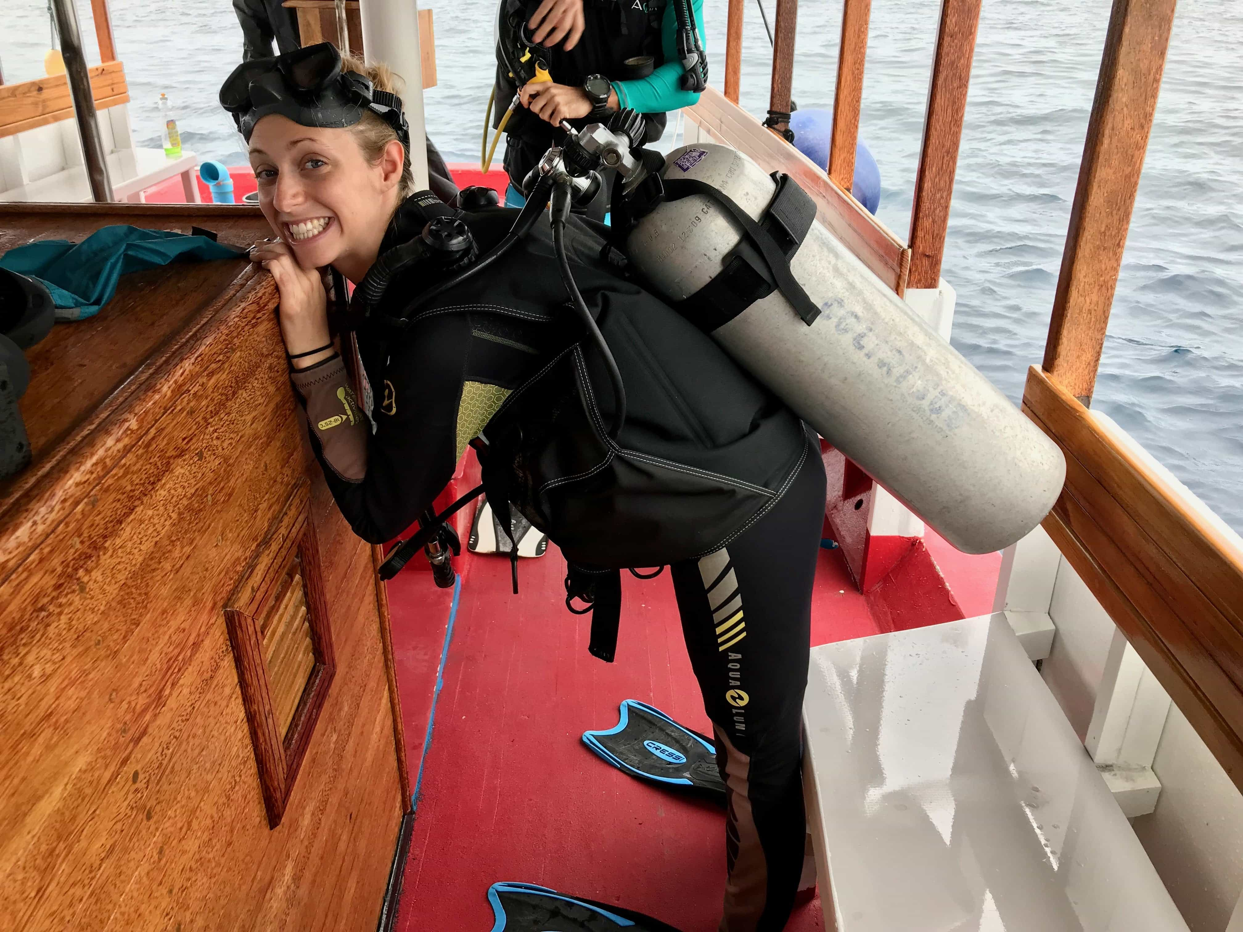 8 Days in the Maldives with Rasdhoo Scuba