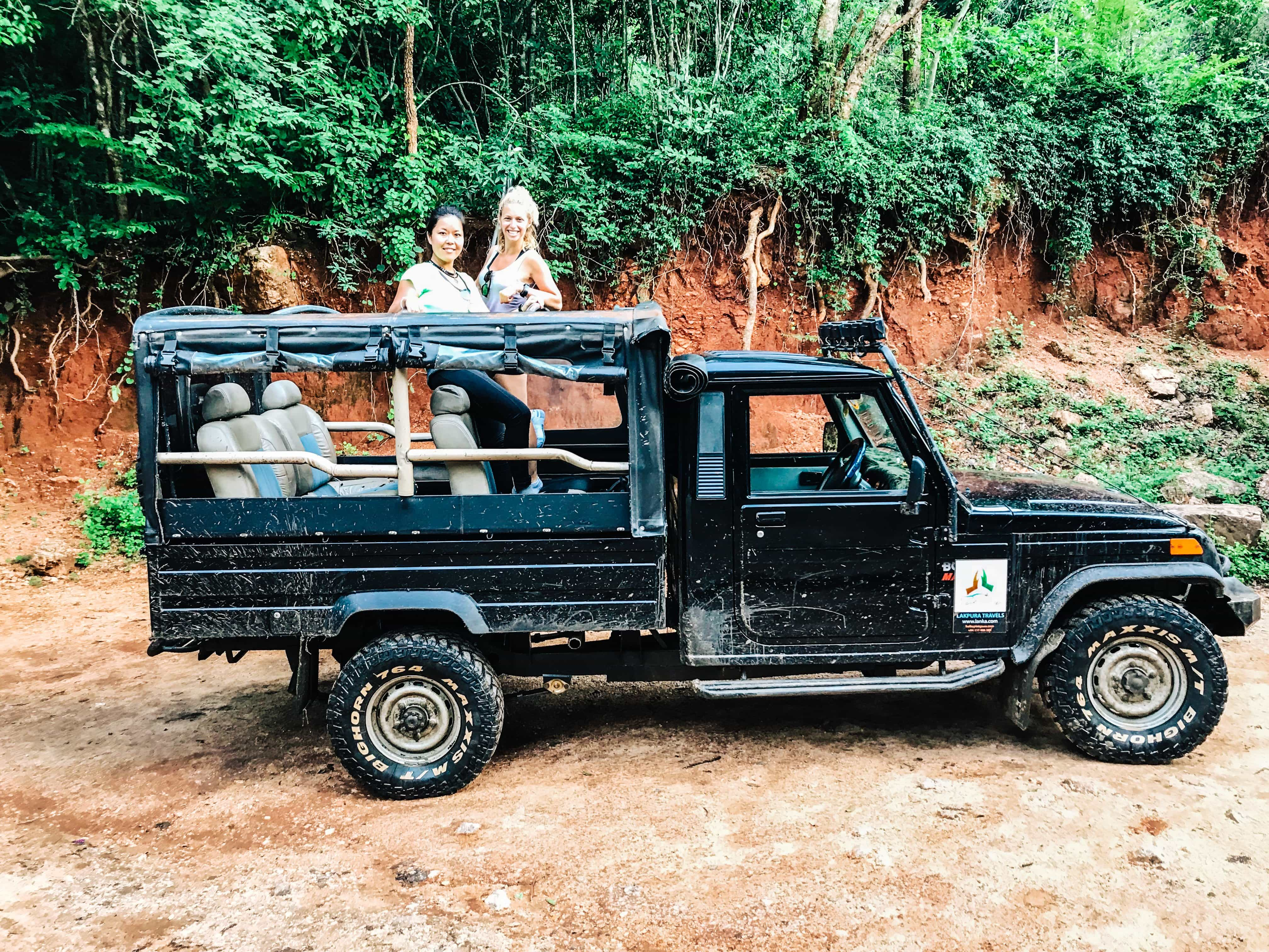 Have you ever seen photos of those awesome people on Instagram who seem to be driving through the wilderness with the roofs off their jeeps to get an even closer look at the wildlife? Well, I finally got to be one of those people in Kaudulla National Park, Sri Lanka thanks to Lakpura Travels! Read more at www.thefivefoottraveler.com