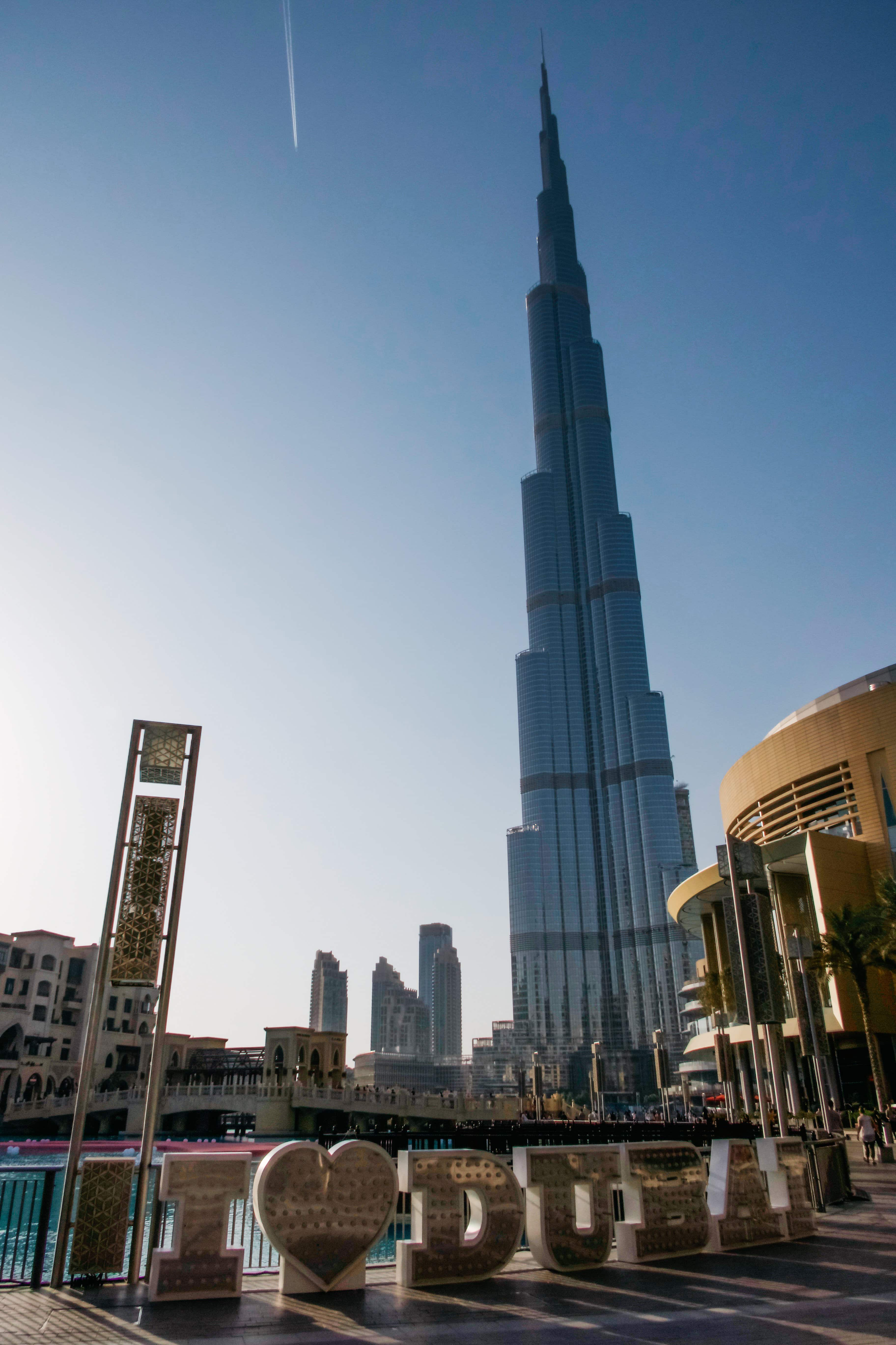 Famed as the tallest man-made building in the world, the Burj Khalifa is bound to astound you. If you do one thing in Dubai, the Burj Khalifa should be it! Read more at www.thefivefoottraveler.com
