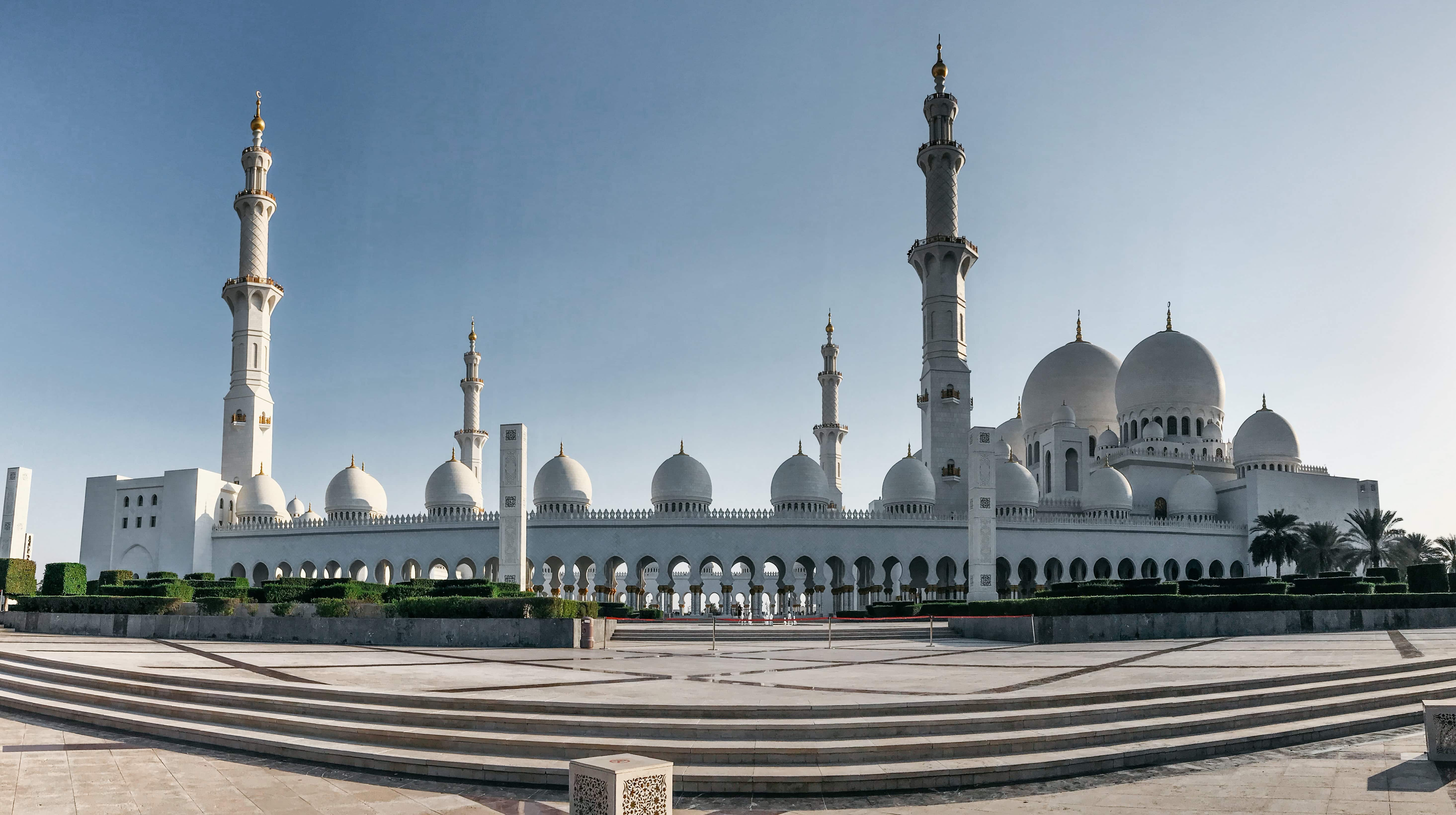 One of the first places I ever wanted to visit in the world was Abu Dhabi -- and we couldn't have had a more fantastic experience! We were as comfortable as could be at Park Rotana's 5 Star Hotel, and greatly enjoyed touring the Sheikh Zayed Mosque, experiencing Ferrari World, and celebrating National Day! Read more at www.thefivefoottraveler.com