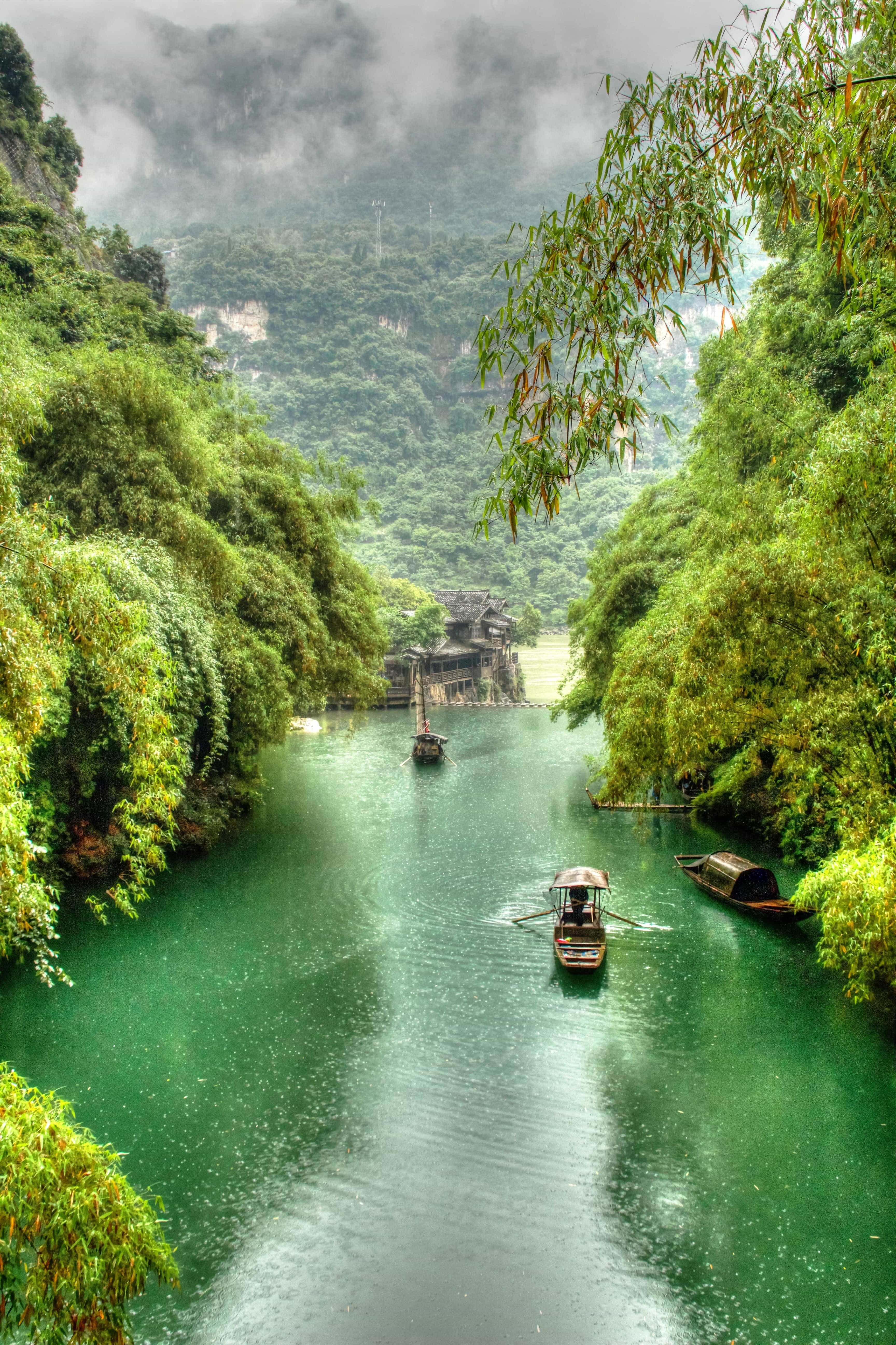 5 Things to do in China