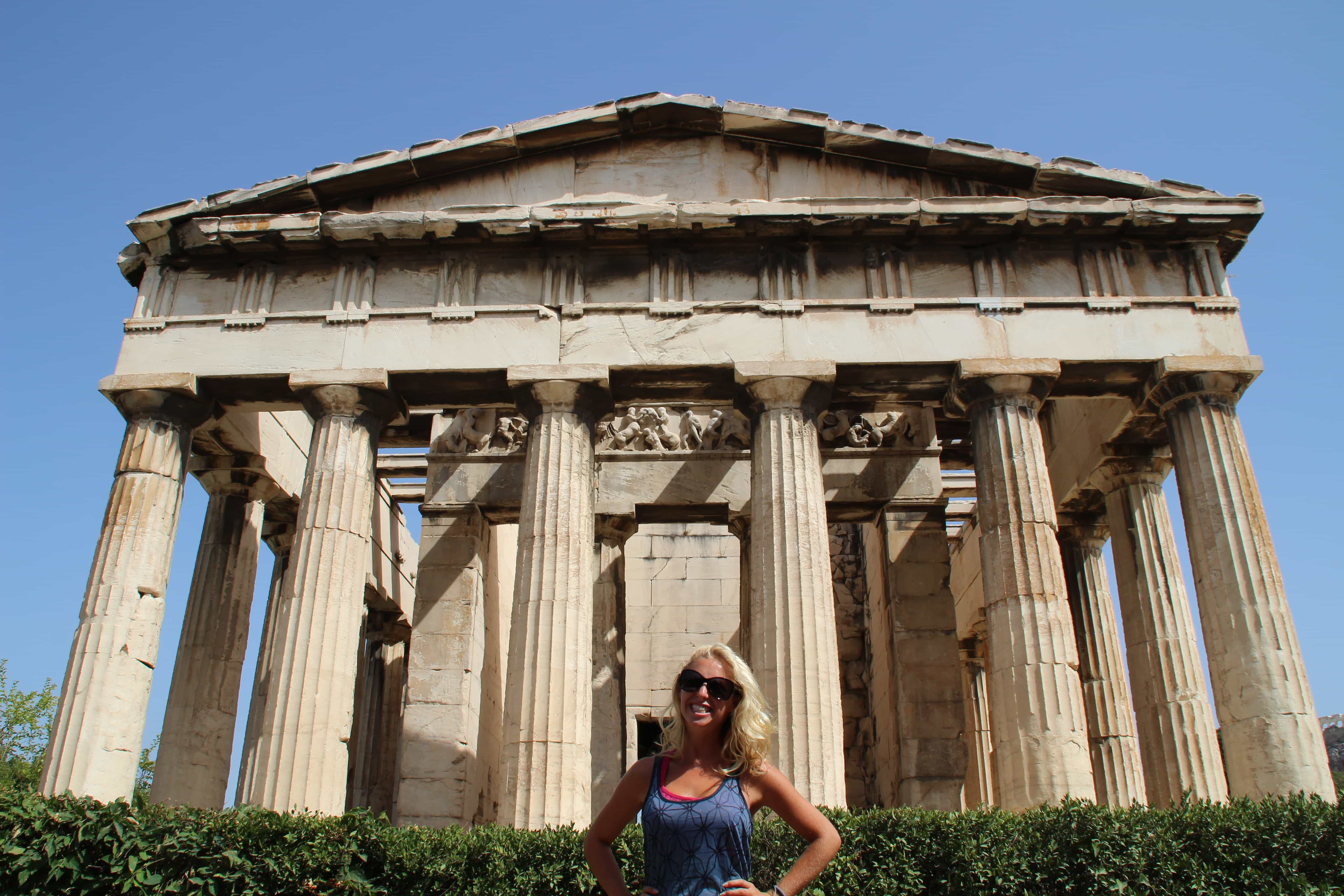 Have you ever wanted to visit Athens? There's so much to see and do within a week! Create an itinerary and enjoy this vibrant city and the culture hidden around every corner. Read more at thefivefoottraveler.com