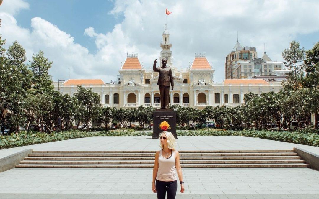 7 Sites to See in Saigon, Vietnam