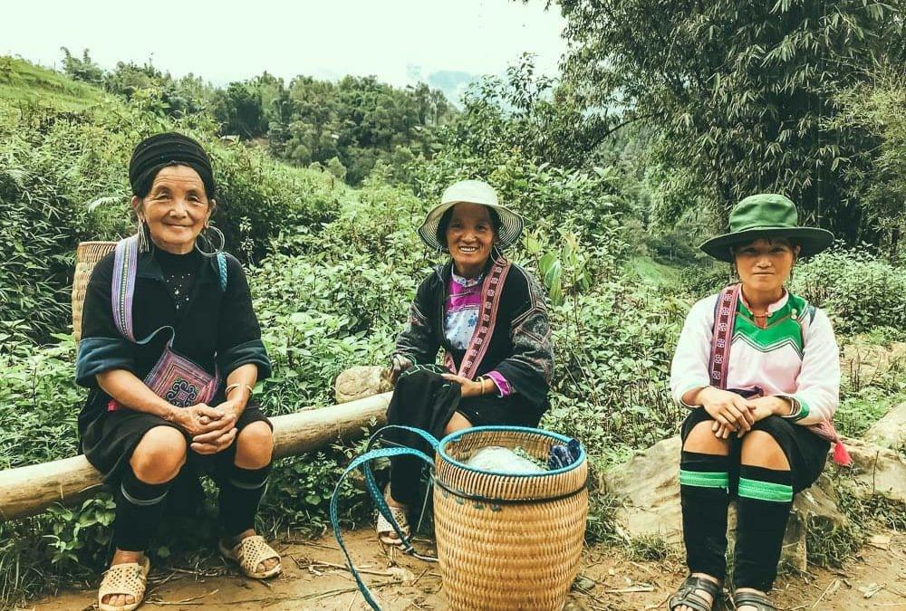 Sapa Trekking in Vietnam
