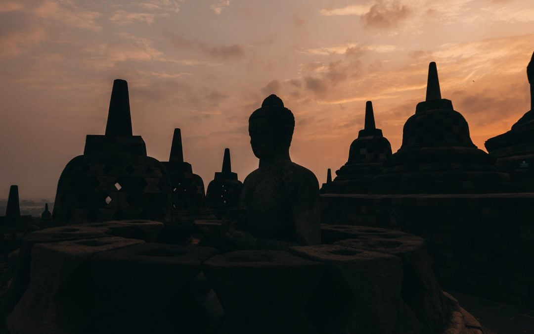 A Beautiful Borobudur Sunrise Tour