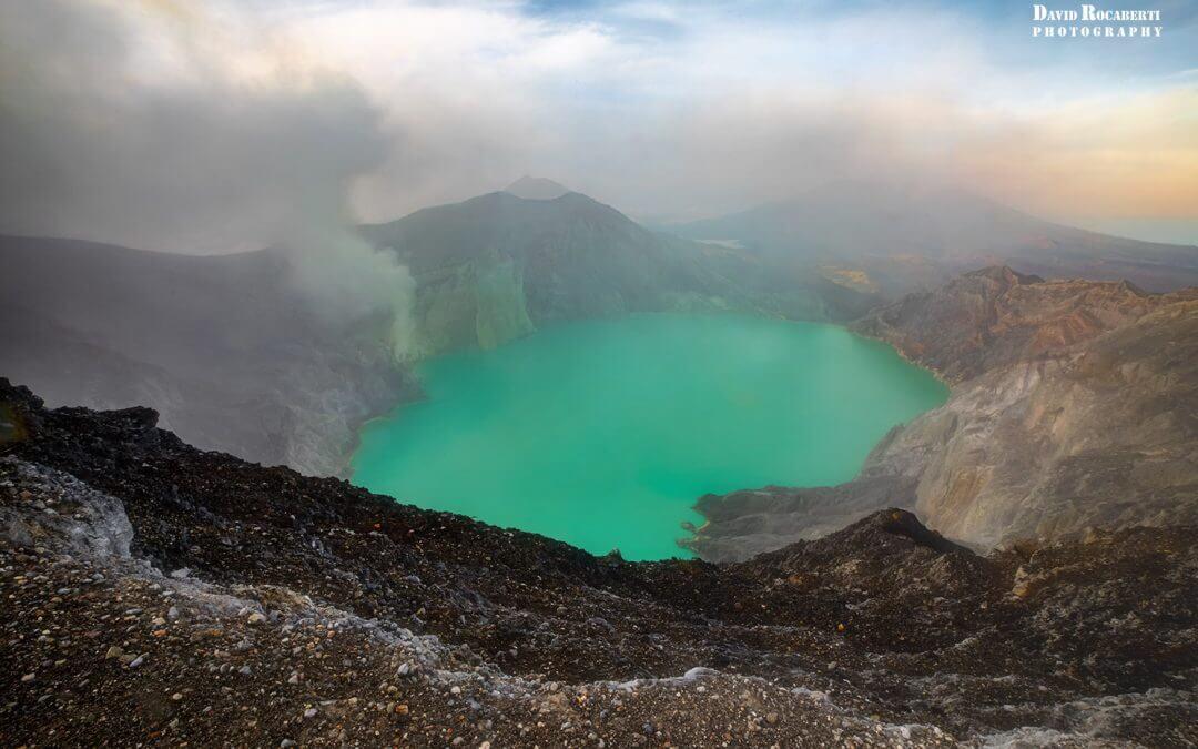 Mt. Ijen Tour   Sulfur Mines, Gas Masks, and Acidic Lakes