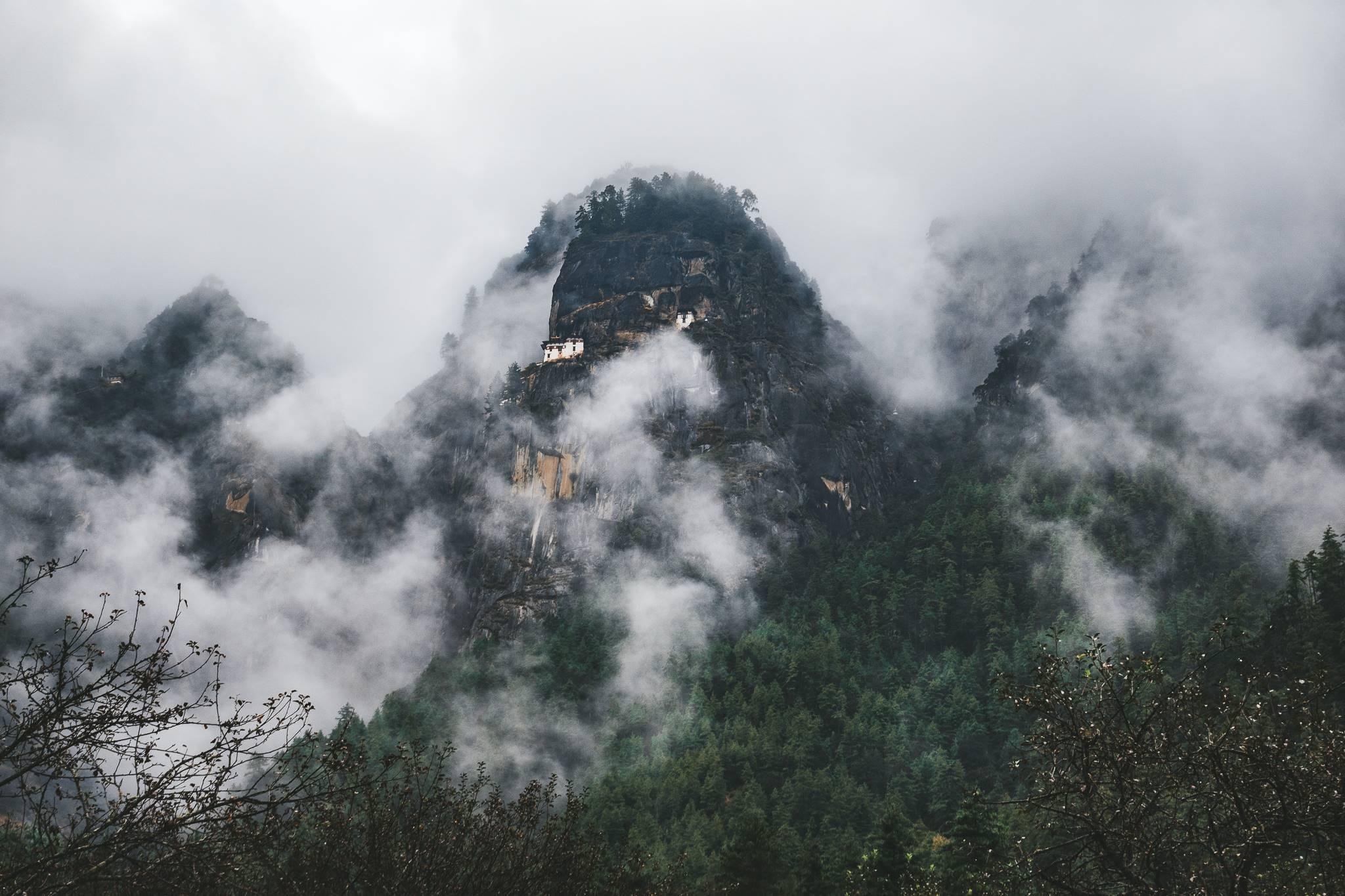 tiger's nest monastery, bhutan, kingdom of bhutan, visit bhutan, how to get to bhutan, druk air, bhutan mountain holidays, bhutan tours