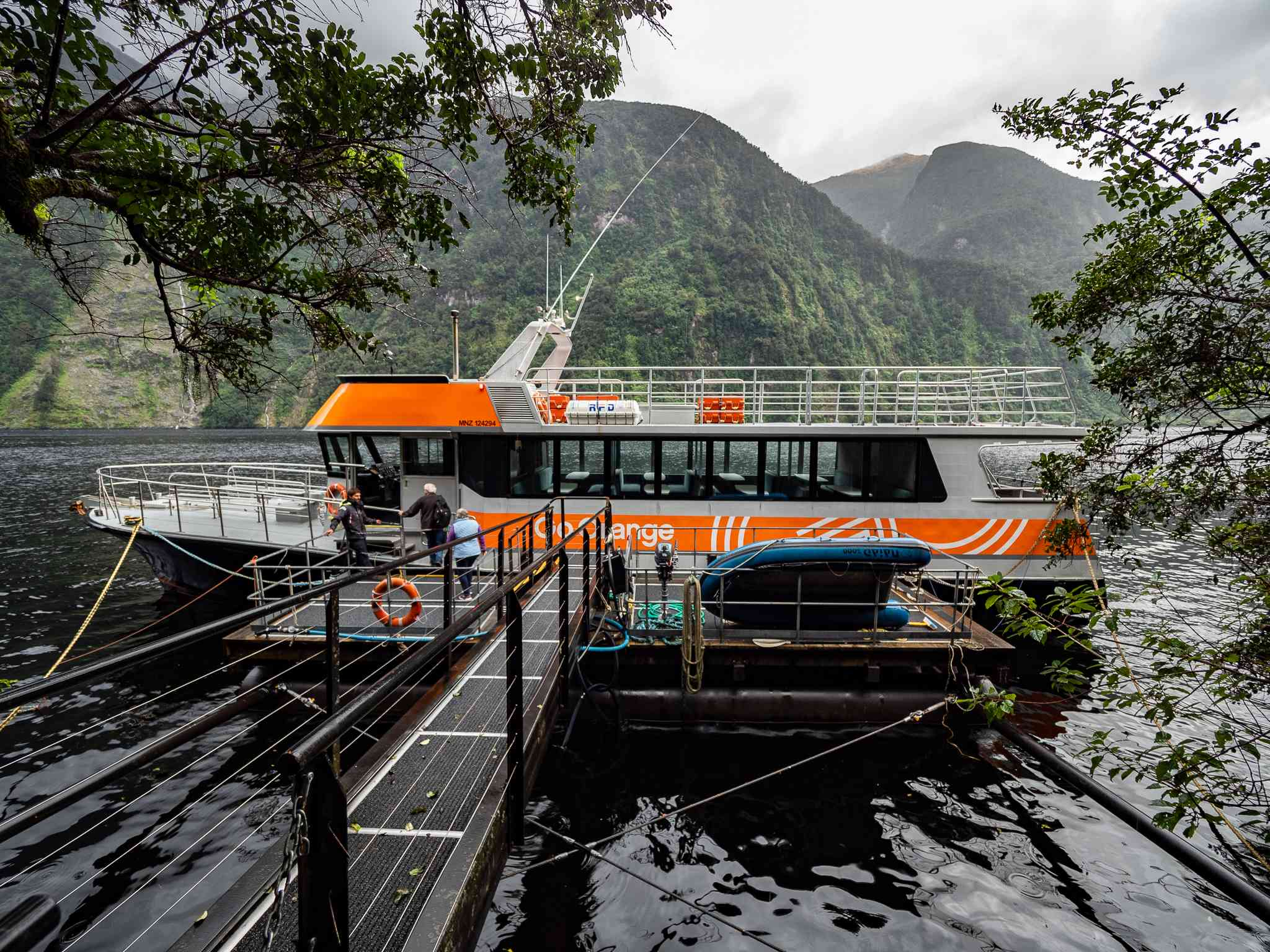 doubtful sound cruise, doubtful sound, go orange, go orange doubtful sound, doubtful sound day cruise, fiordland cruises, doubtful sound tour, doubtful sound day trip, doubtful sound cruise operators