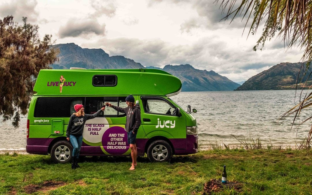 A Date with JUCY in New Zealand!