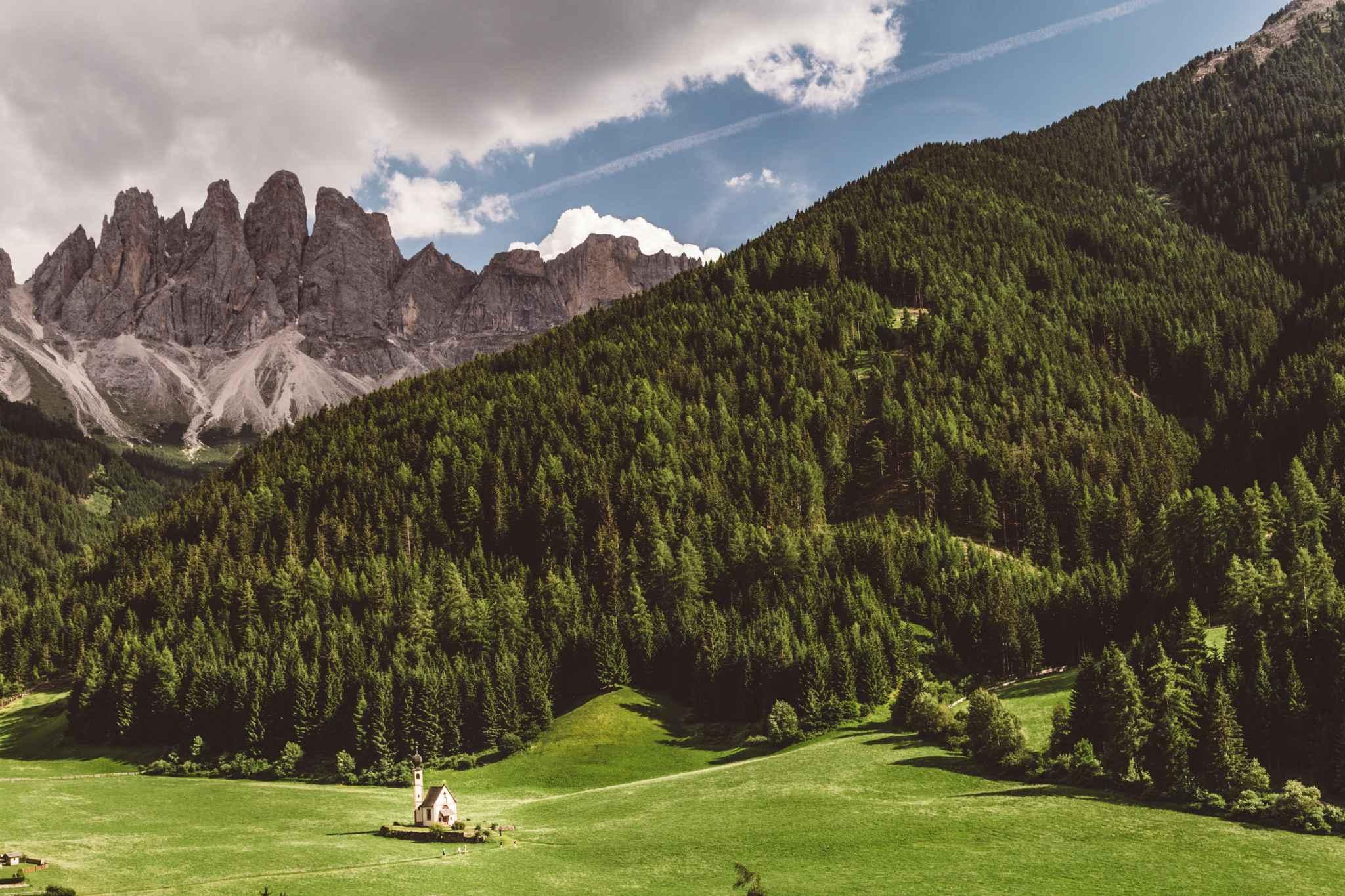 Val di Funes Dolomiti