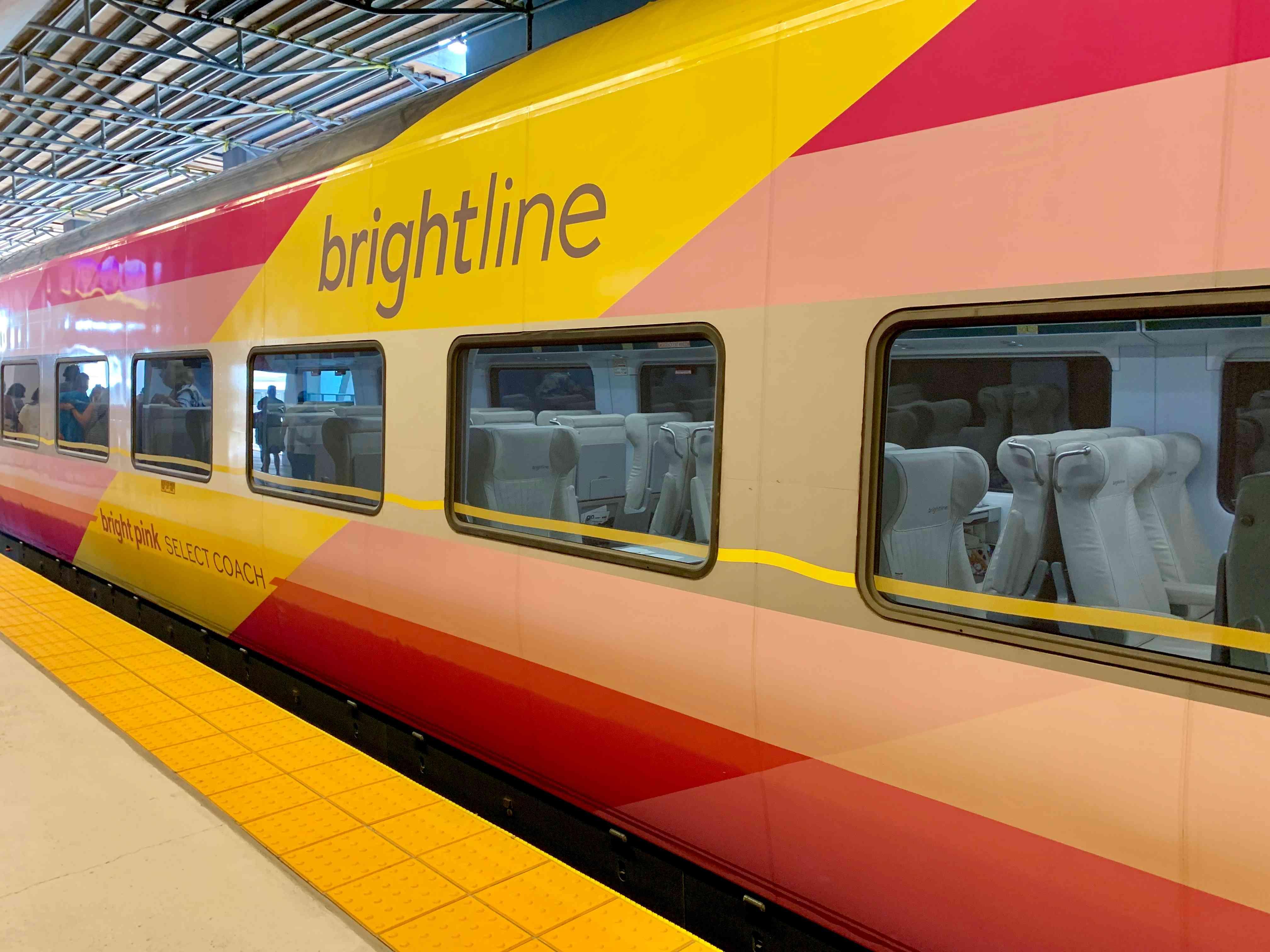 brightline select