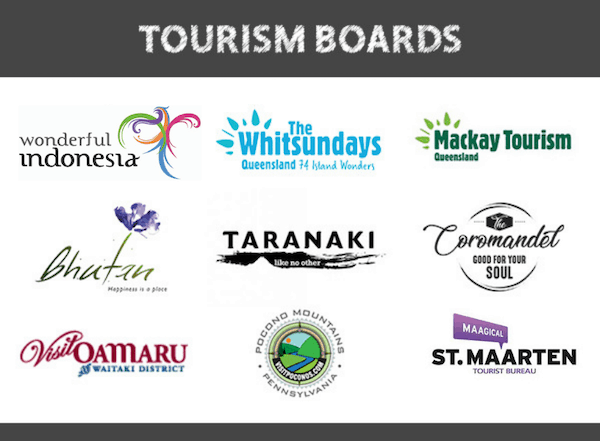 tourism board i've worked for