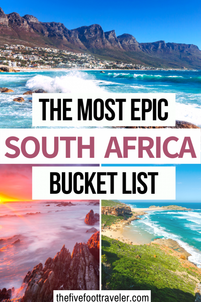 south africa vacation pinterest